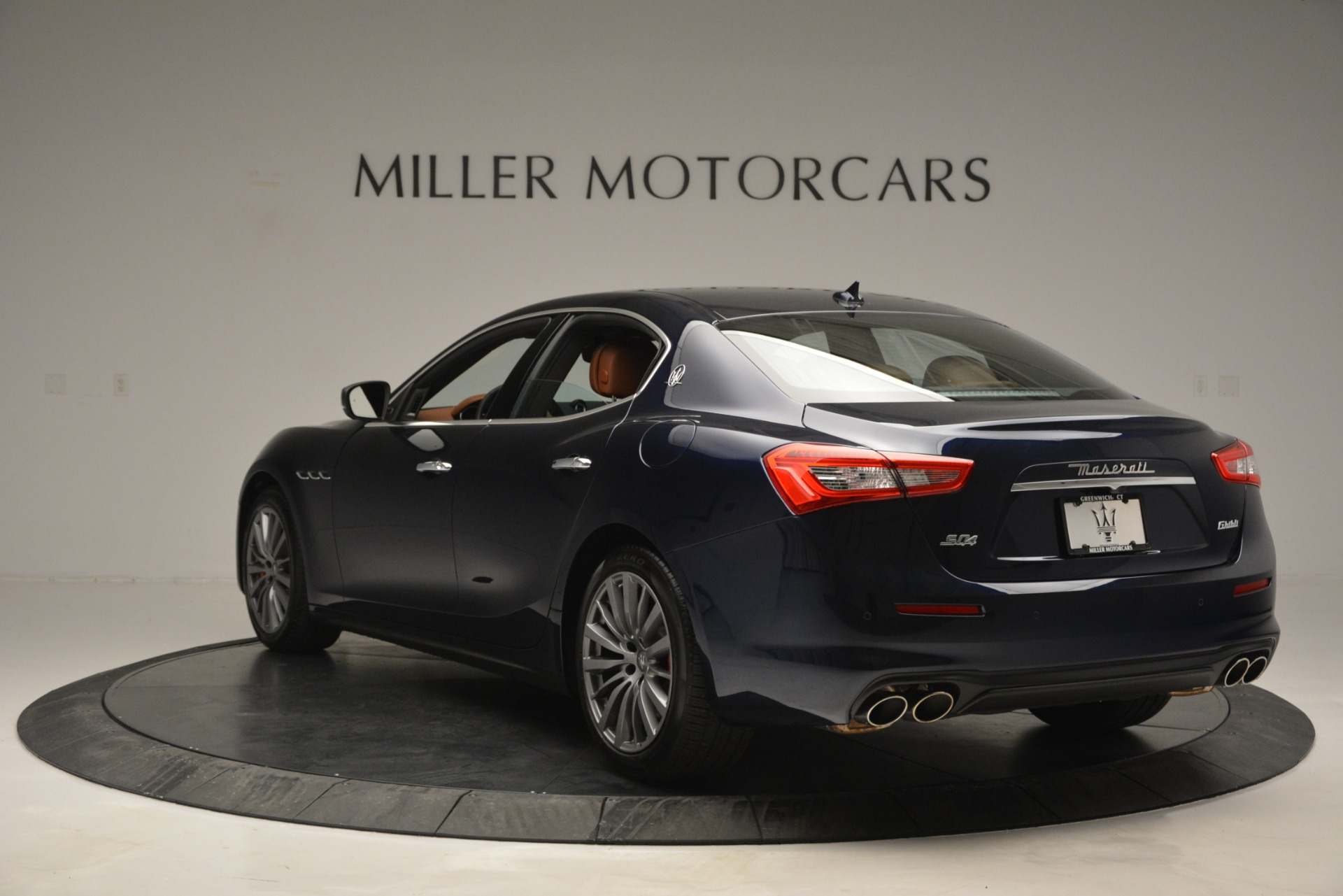 New 2019 Maserati Ghibli S Q4 For Sale In Greenwich, CT 2796_p5