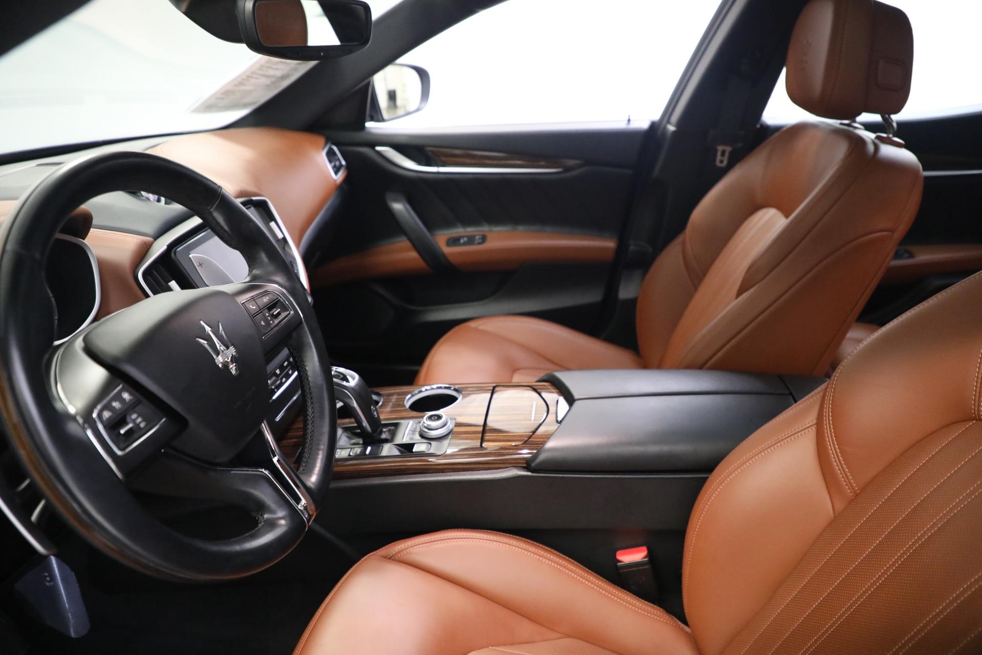 New 2019 Maserati Ghibli S Q4 GranLusso For Sale In Greenwich, CT 2798_p14