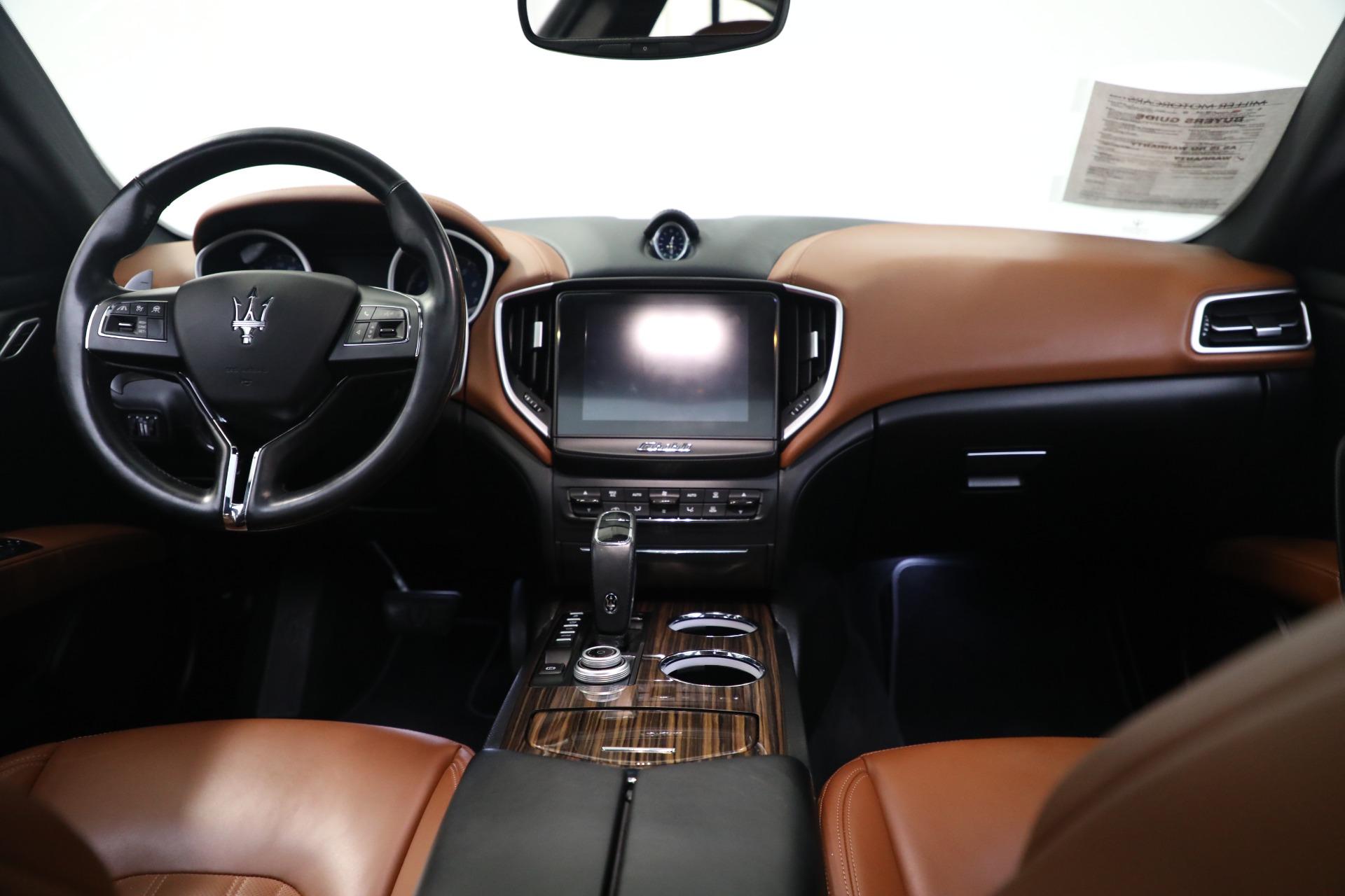 New 2019 Maserati Ghibli S Q4 GranLusso For Sale In Greenwich, CT 2798_p15