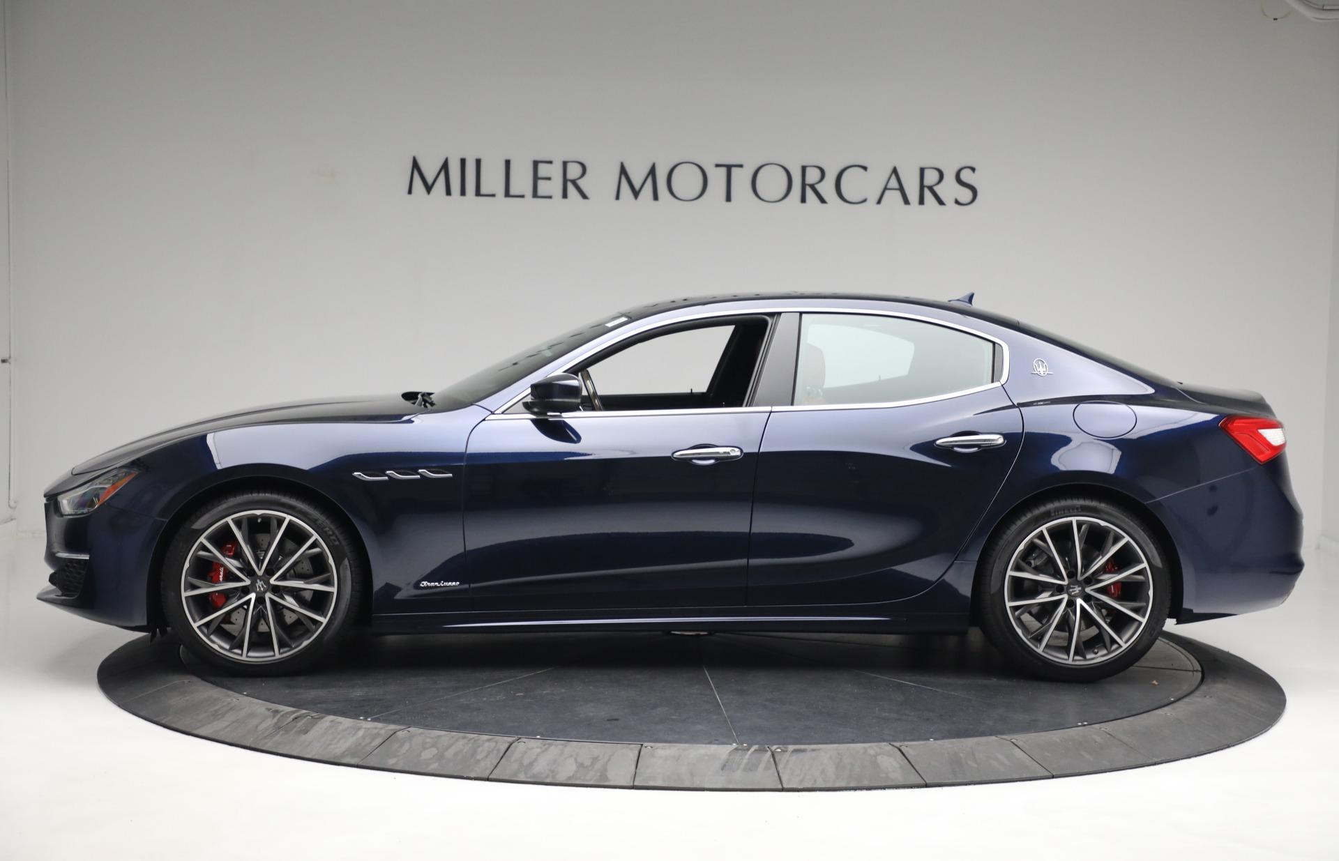 New 2019 Maserati Ghibli S Q4 GranLusso For Sale In Greenwich, CT 2798_p3