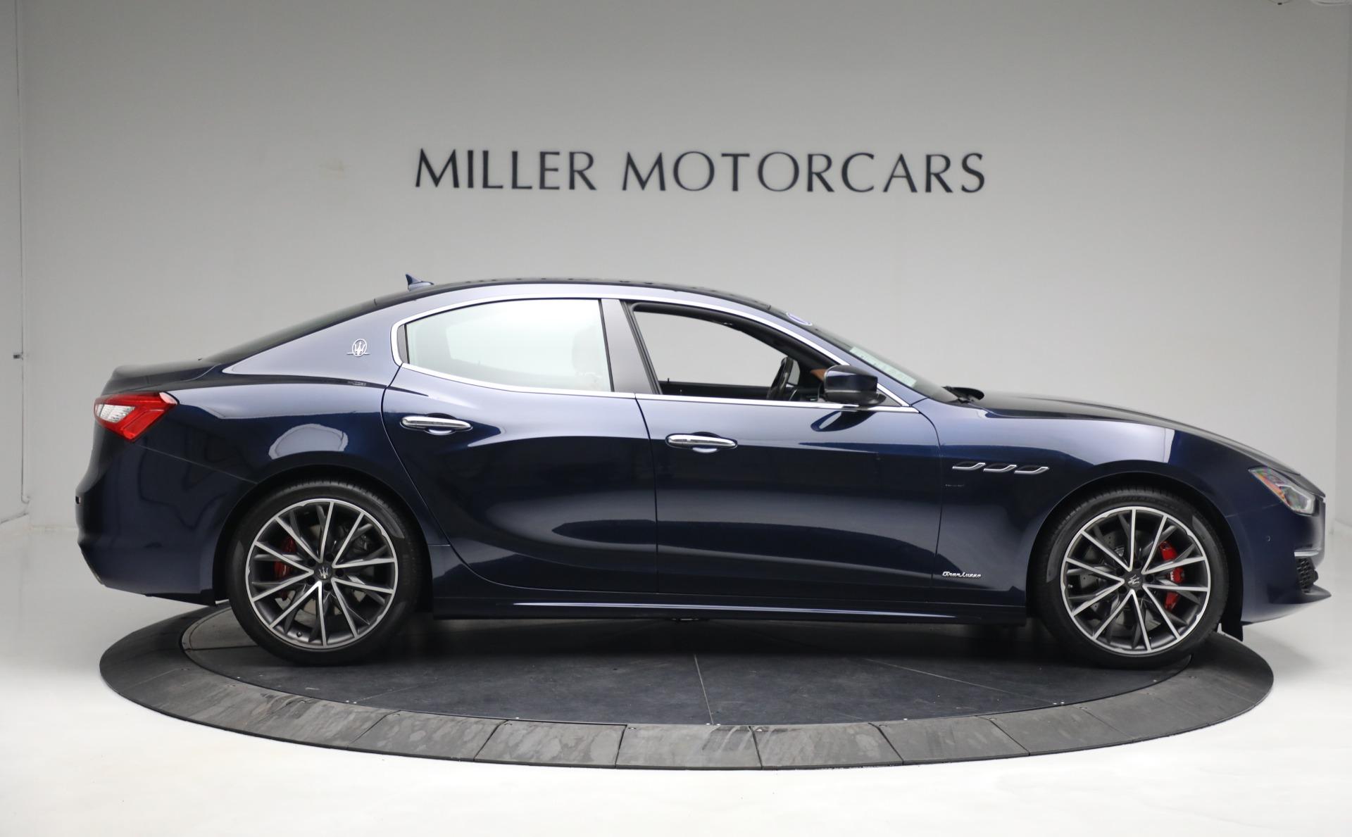 New 2019 Maserati Ghibli S Q4 GranLusso For Sale In Greenwich, CT 2798_p9