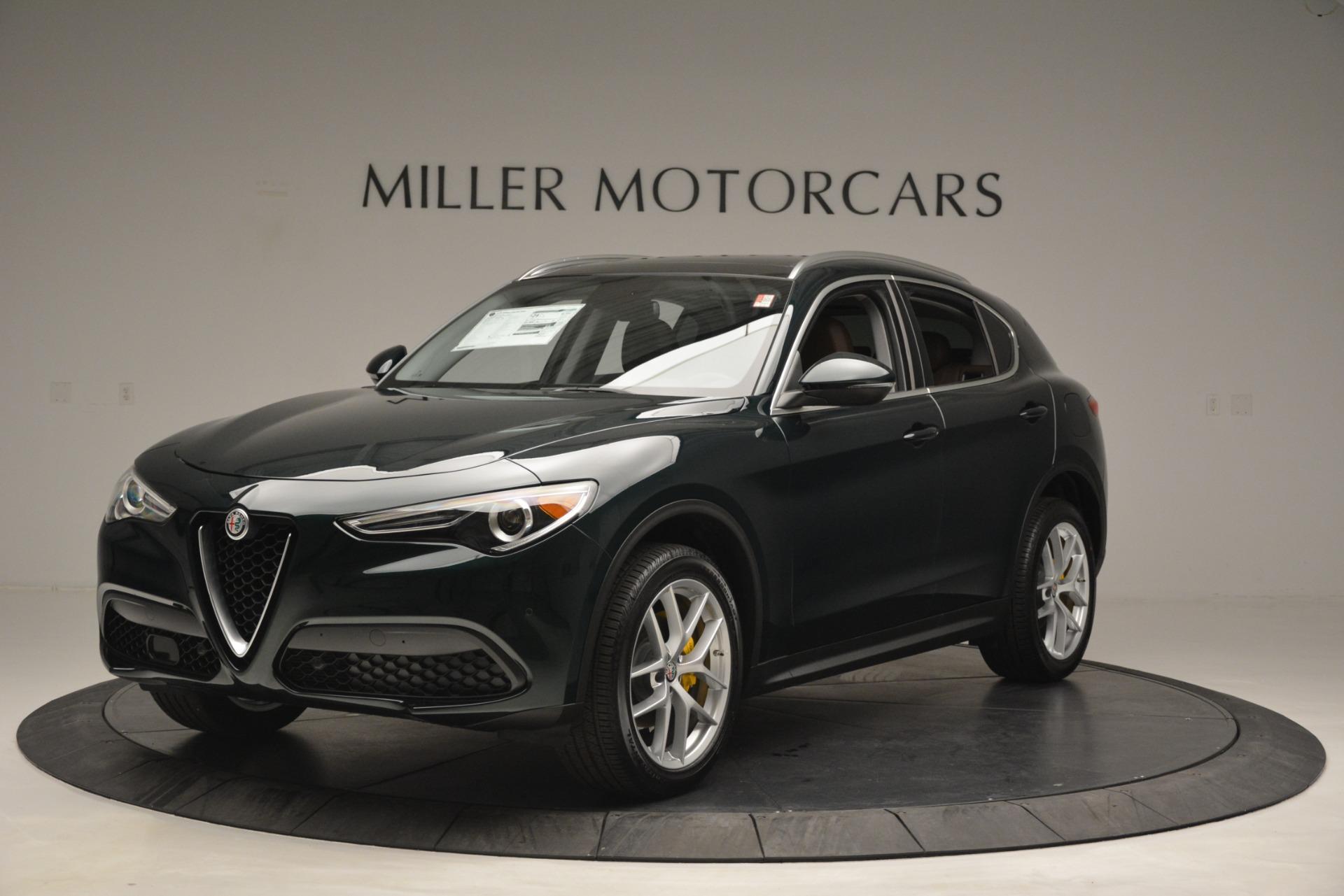 New 2019 Alfa Romeo Stelvio Q4 For Sale In Greenwich, CT 2812_main