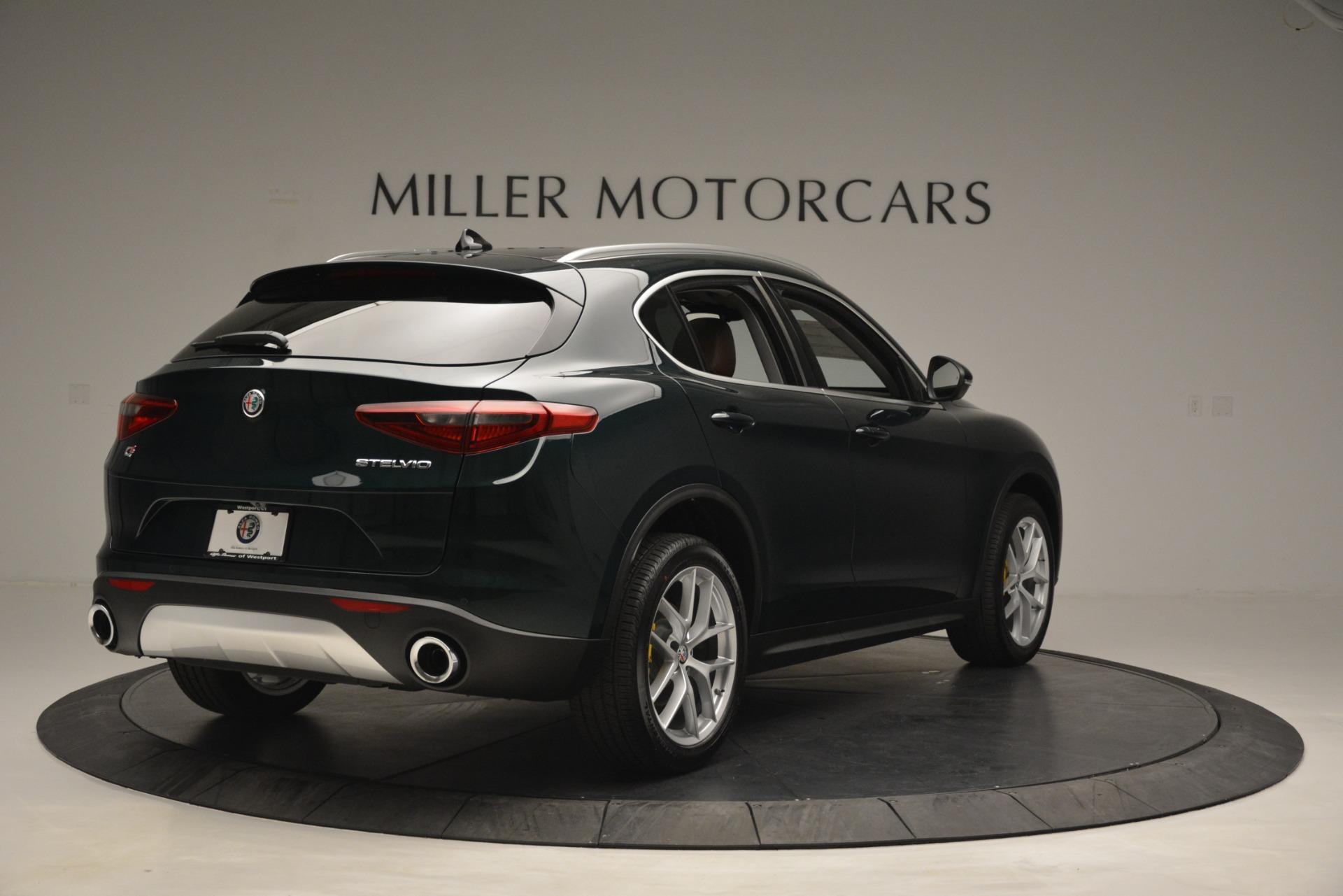 New 2019 Alfa Romeo Stelvio Q4 For Sale In Greenwich, CT 2812_p7