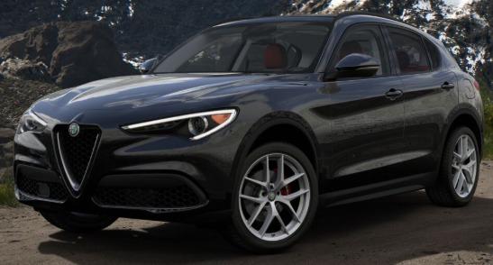 New 2019 Alfa Romeo Stelvio Q4 For Sale In Greenwich, CT 2813_main