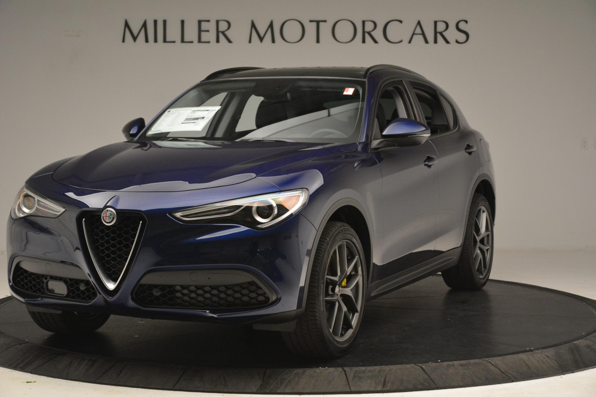 New 2019 Alfa Romeo Stelvio Sport Q4 For Sale In Greenwich, CT 2815_main