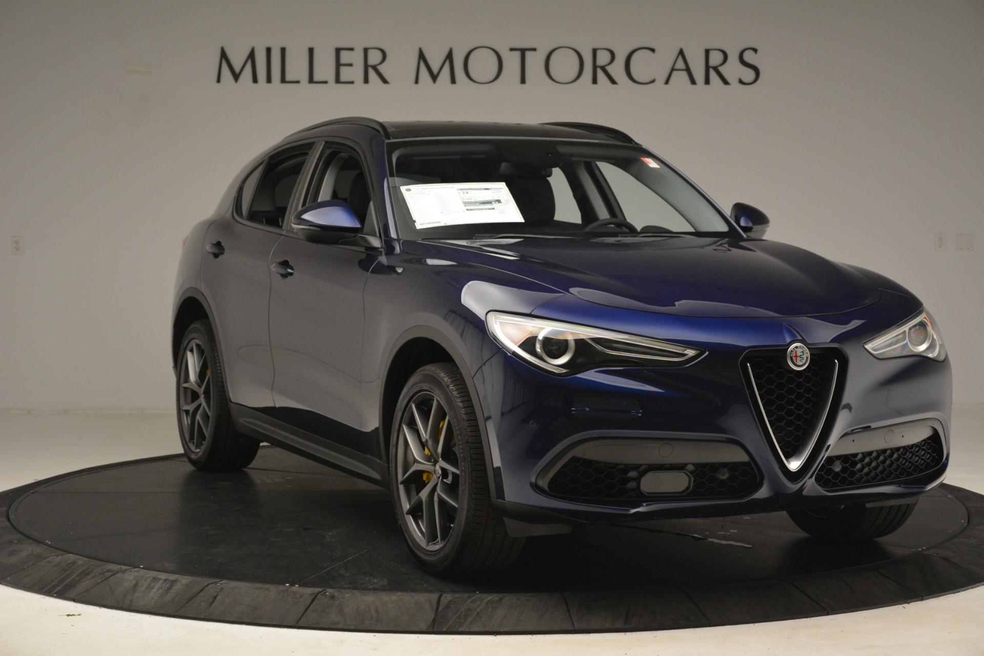New 2019 Alfa Romeo Stelvio Sport Q4 For Sale In Greenwich, CT 2815_p11