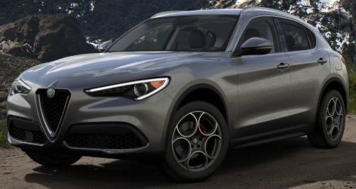 New 2019 Alfa Romeo Stelvio Q4 For Sale In Greenwich, CT 2816_main