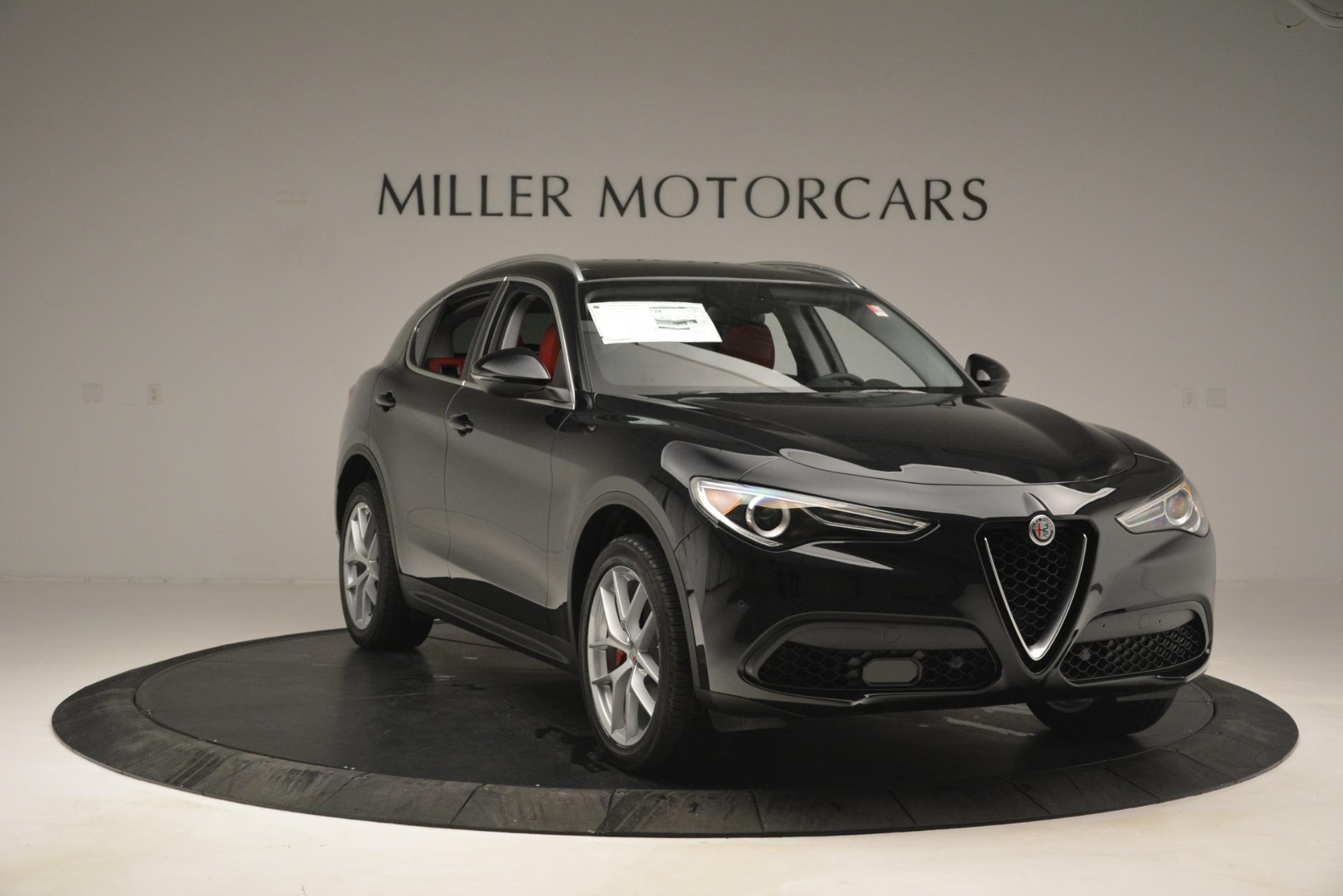 New 2019 Alfa Romeo Stelvio Q4 For Sale In Greenwich, CT 2818_p11