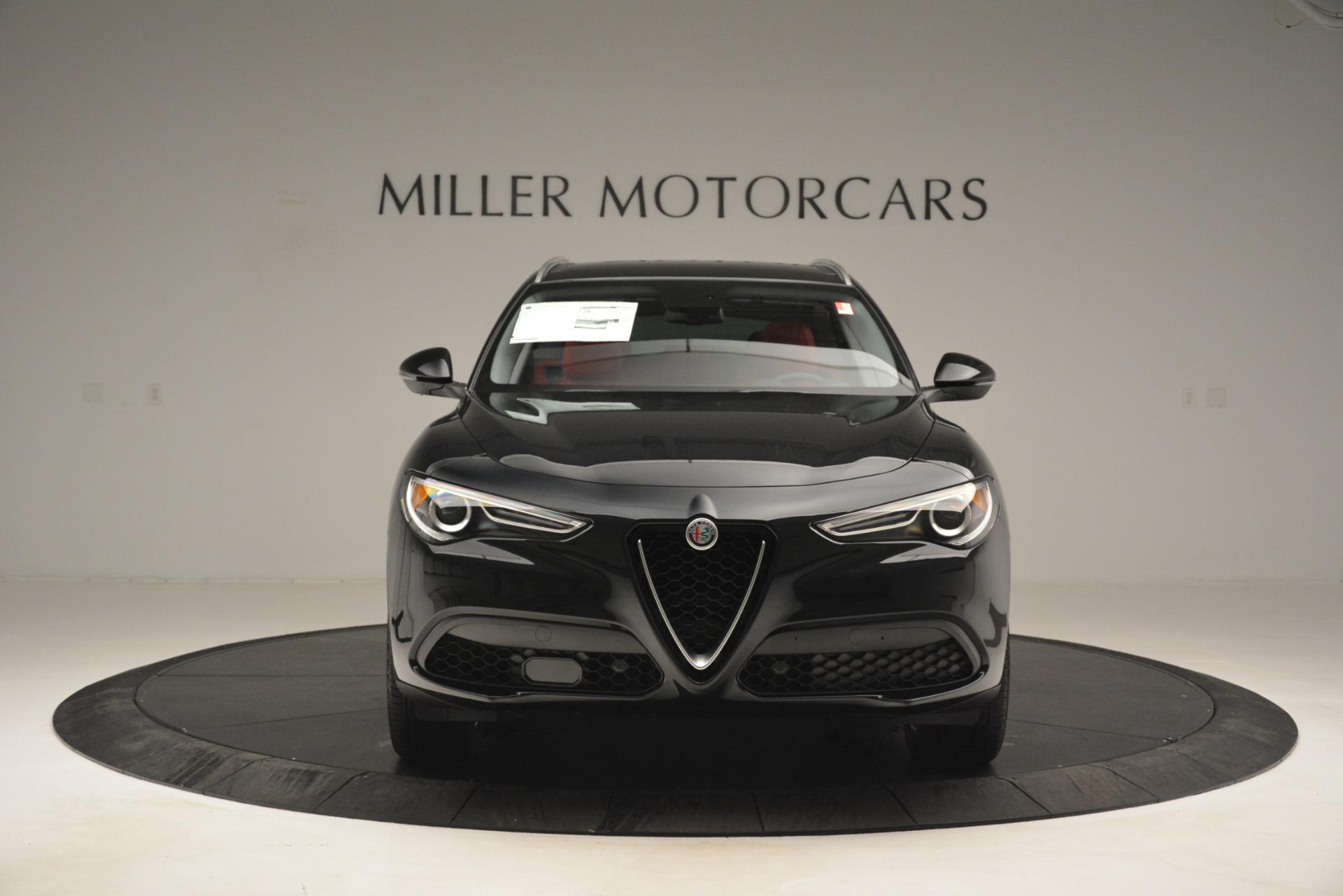 New 2019 Alfa Romeo Stelvio Q4 For Sale In Greenwich, CT 2818_p12