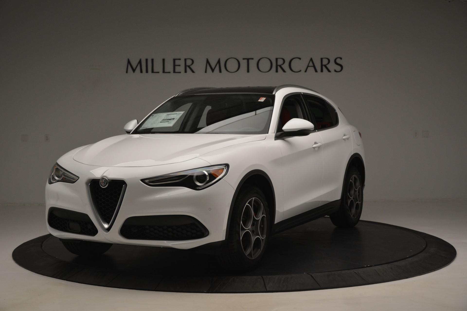 New 2019 Alfa Romeo Stelvio Q4 For Sale In Greenwich, CT 2819_main
