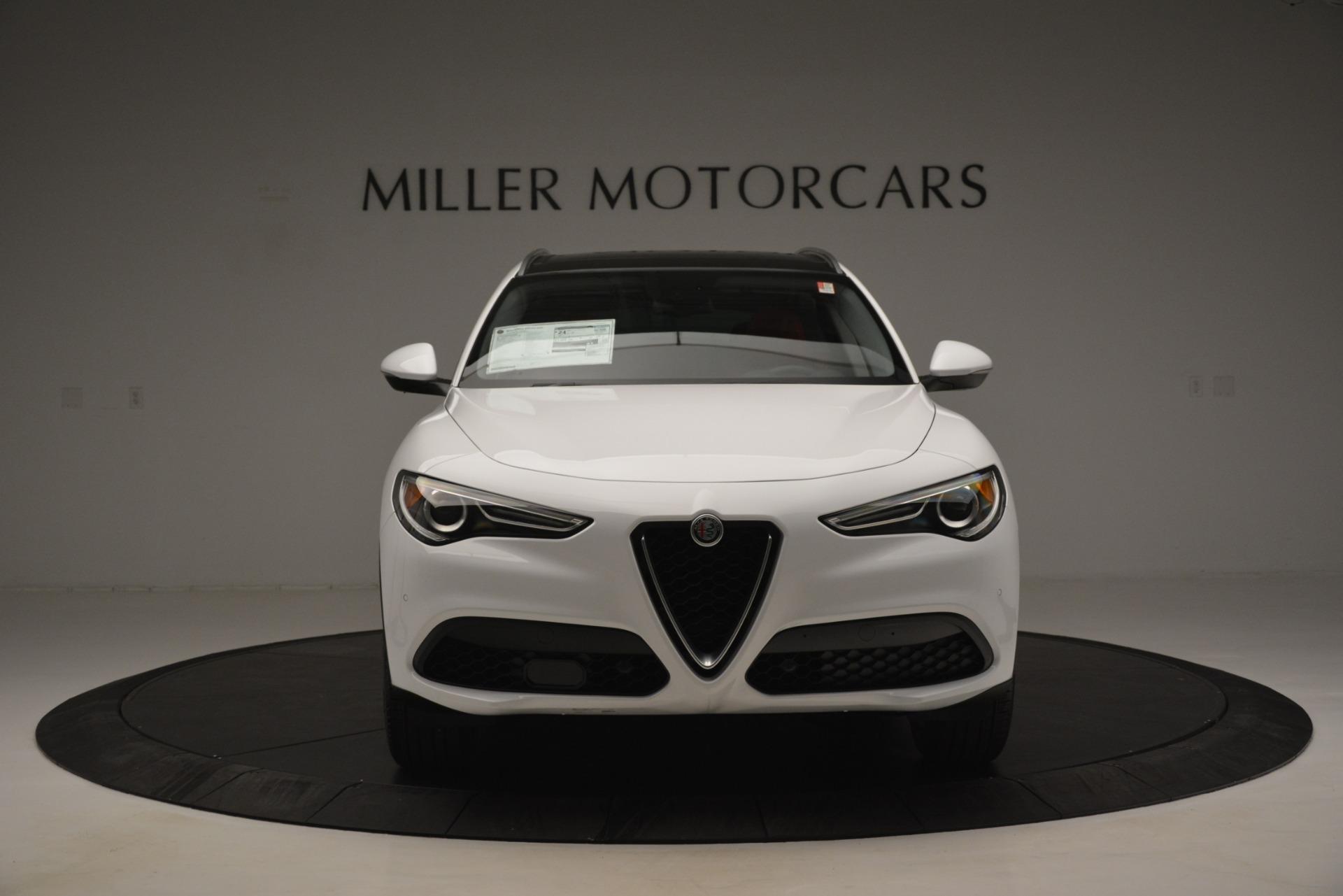 New 2019 Alfa Romeo Stelvio Q4 For Sale In Greenwich, CT 2819_p12