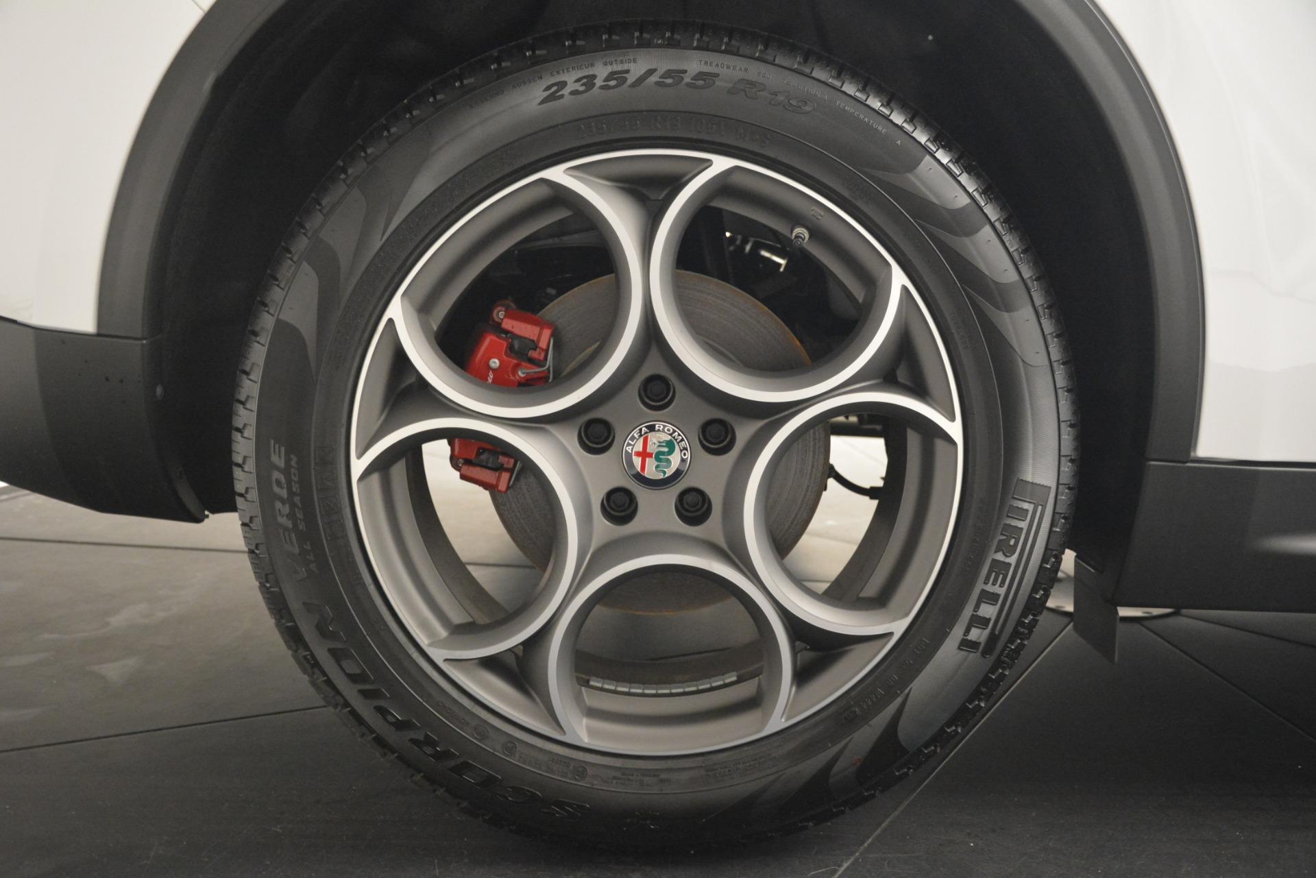 New 2019 Alfa Romeo Stelvio Q4 For Sale In Greenwich, CT 2819_p19