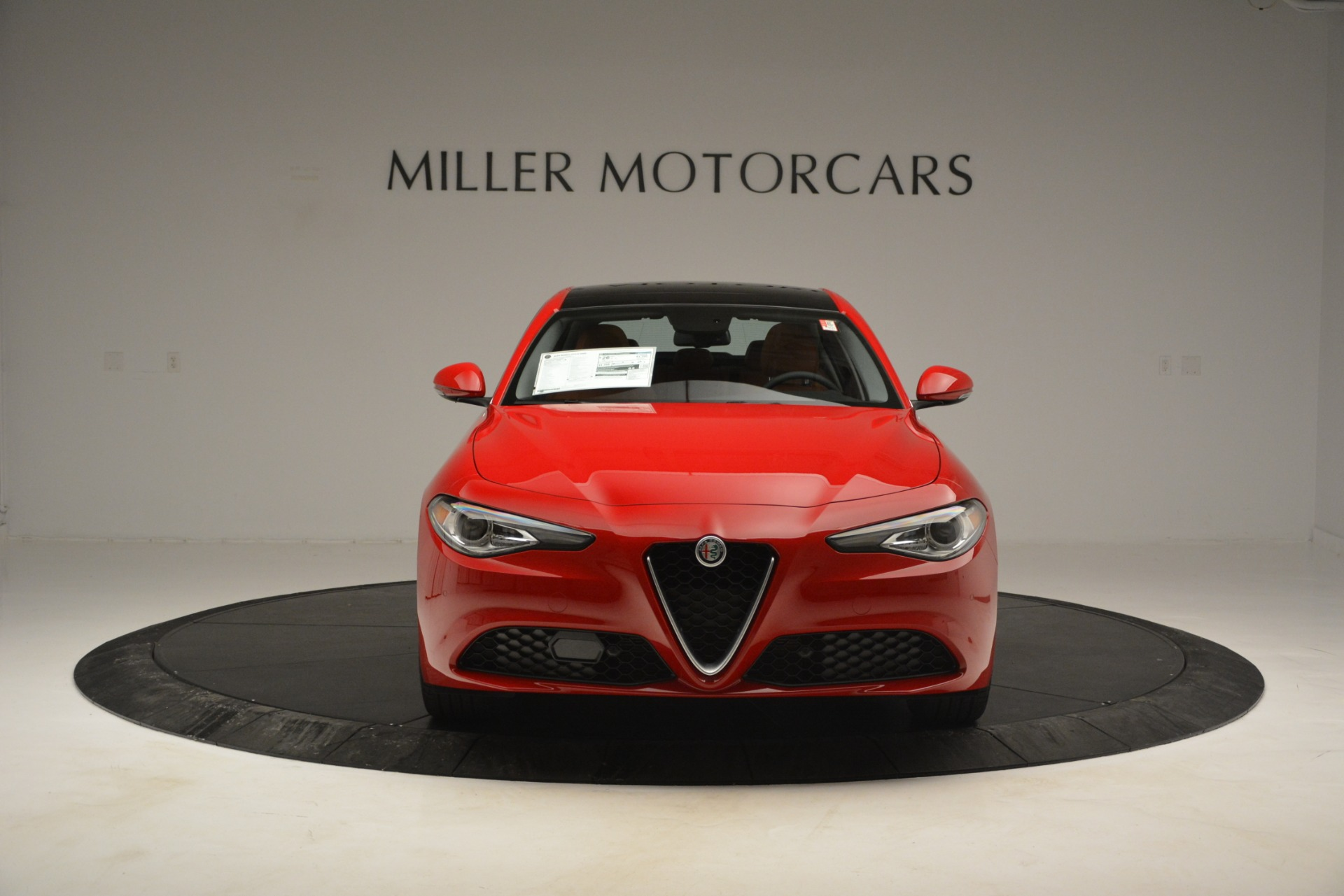 New 2019 Alfa Romeo Giulia Q4 For Sale In Greenwich, CT 2821_p12