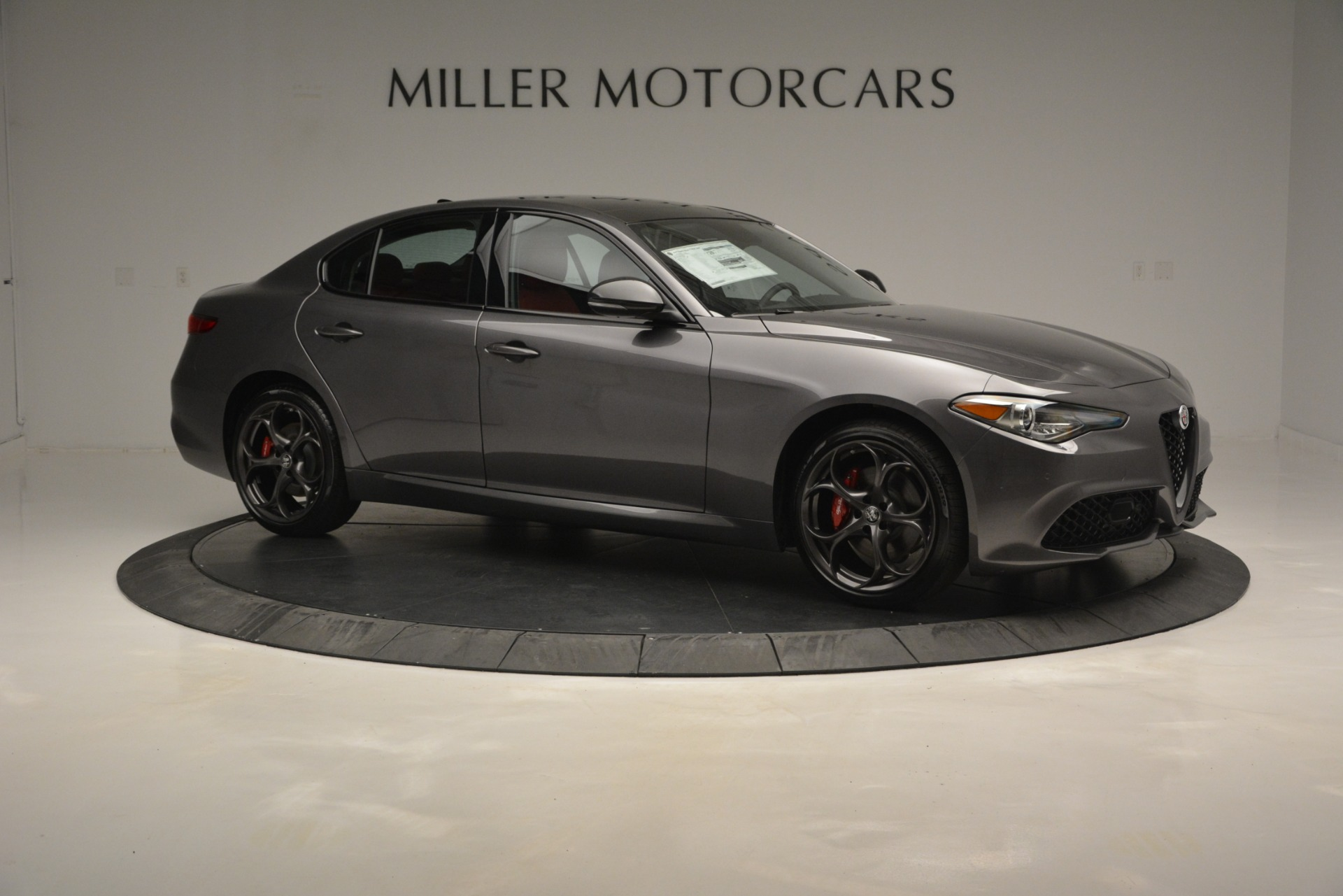 New 2019 Alfa Romeo Giulia Ti Sport Q4 For Sale In Greenwich, CT 2824_p10