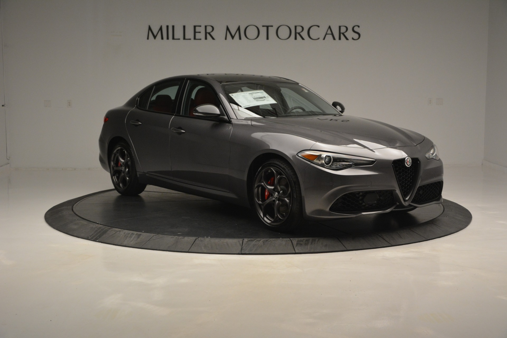 New 2019 Alfa Romeo Giulia Ti Sport Q4 For Sale In Greenwich, CT 2824_p11