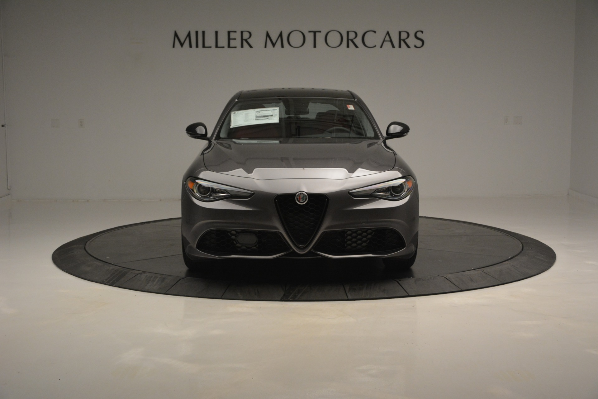 New 2019 Alfa Romeo Giulia Ti Sport Q4 For Sale In Greenwich, CT 2824_p12