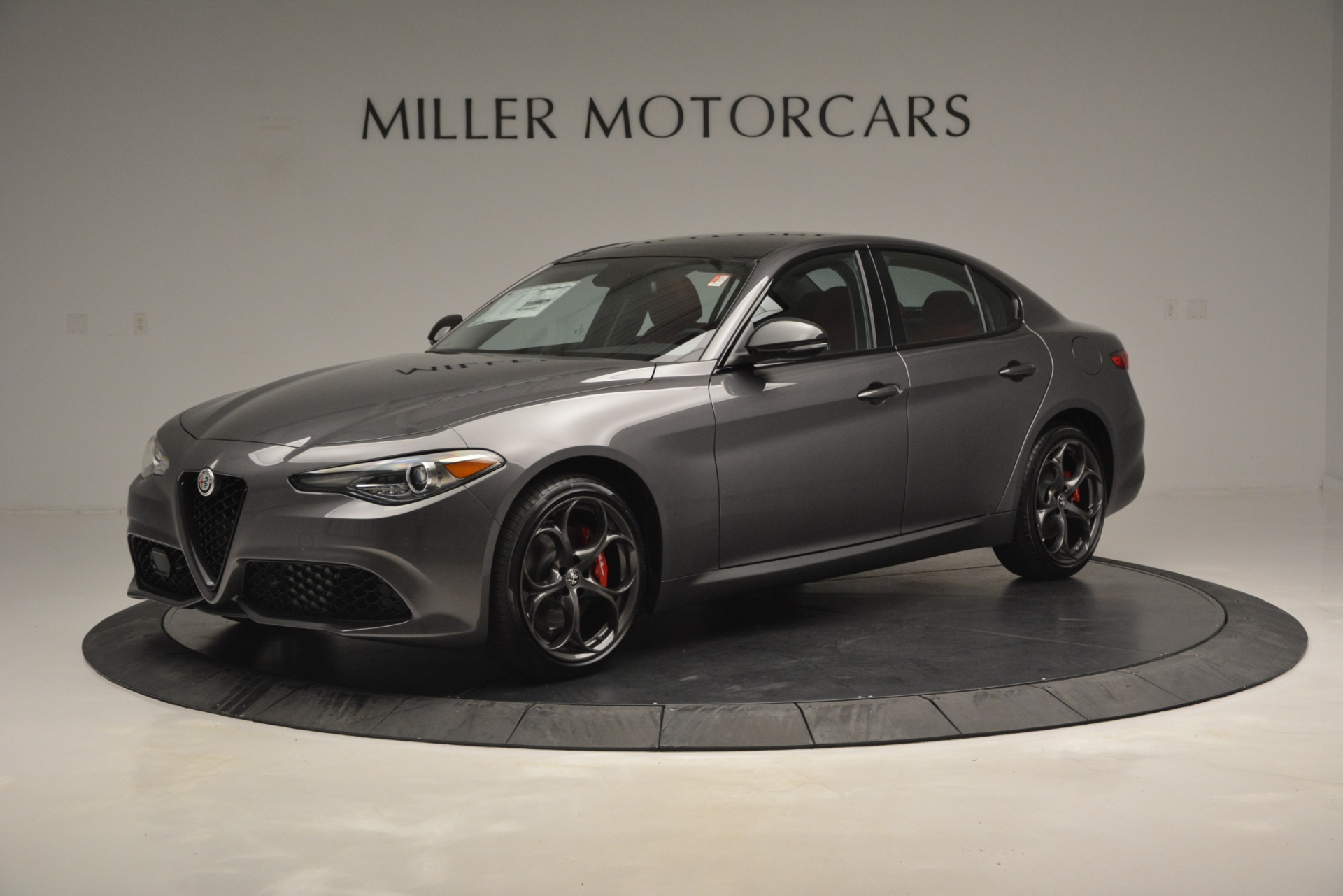 New 2019 Alfa Romeo Giulia Ti Sport Q4 For Sale In Greenwich, CT 2824_p2