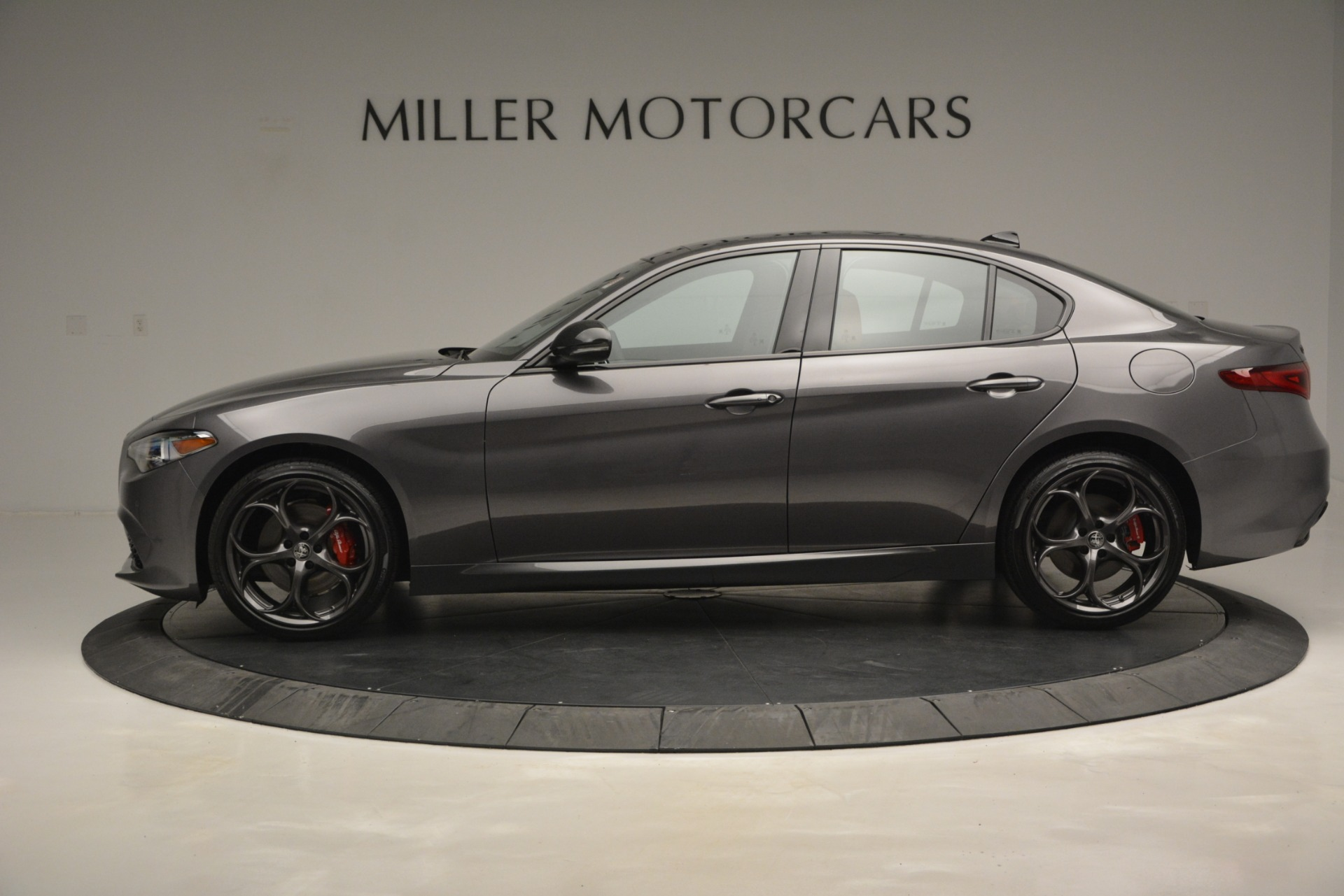 New 2019 Alfa Romeo Giulia Ti Sport Q4 For Sale In Greenwich, CT 2824_p3