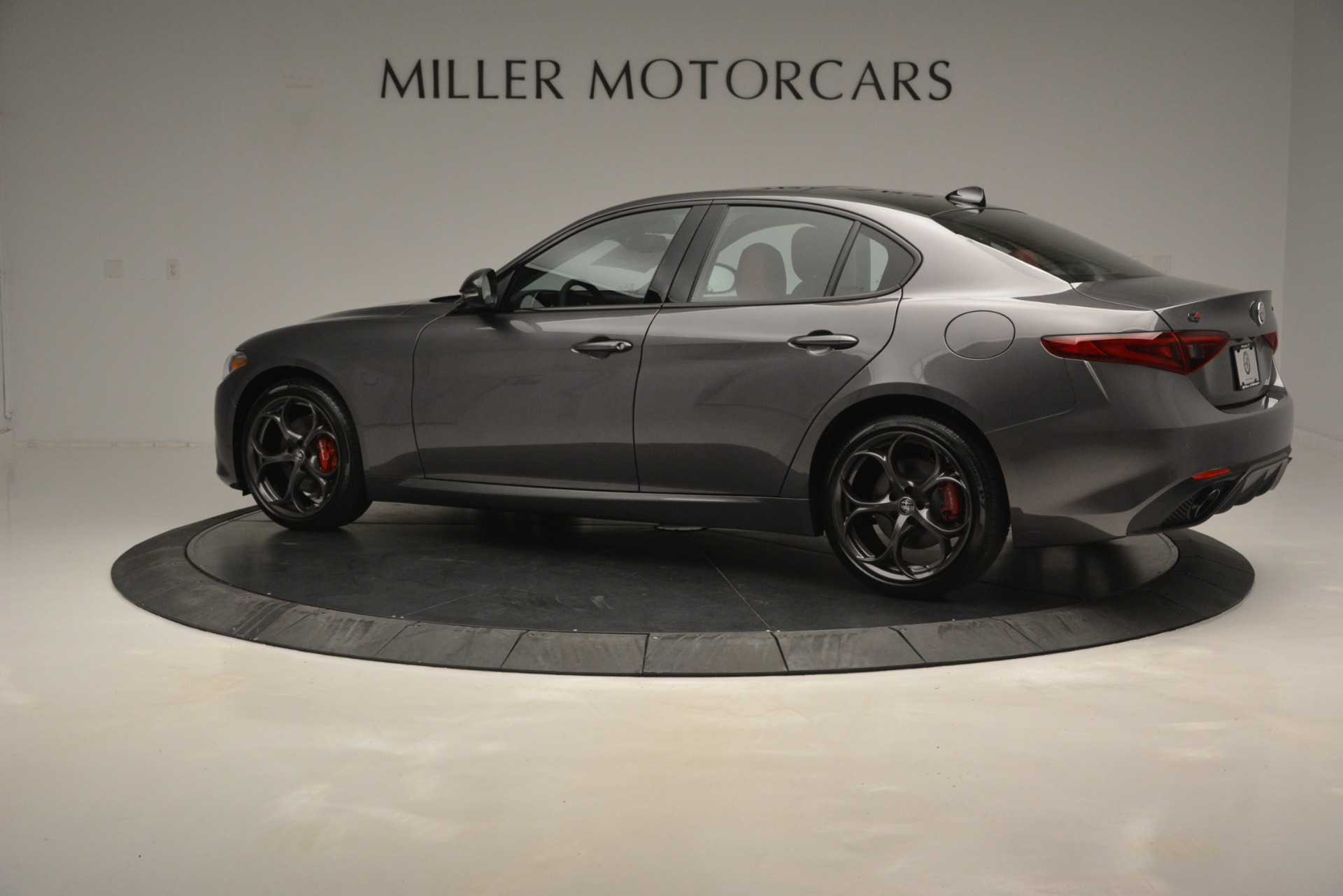 New 2019 Alfa Romeo Giulia Ti Sport Q4 For Sale In Greenwich, CT 2824_p4