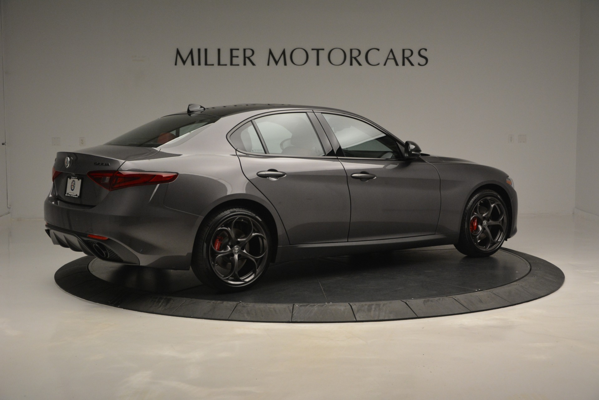 New 2019 Alfa Romeo Giulia Ti Sport Q4 For Sale In Greenwich, CT 2824_p8