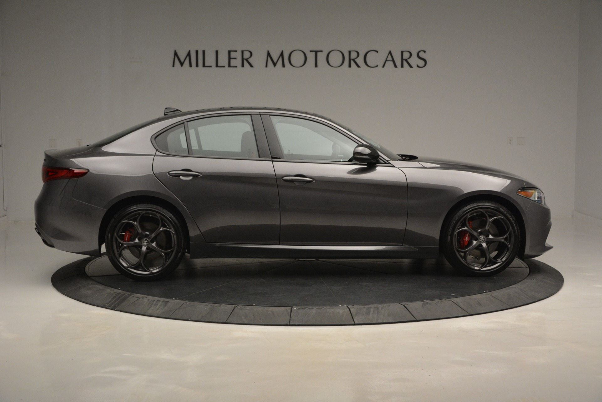 New 2019 Alfa Romeo Giulia Ti Sport Q4 For Sale In Greenwich, CT 2824_p9
