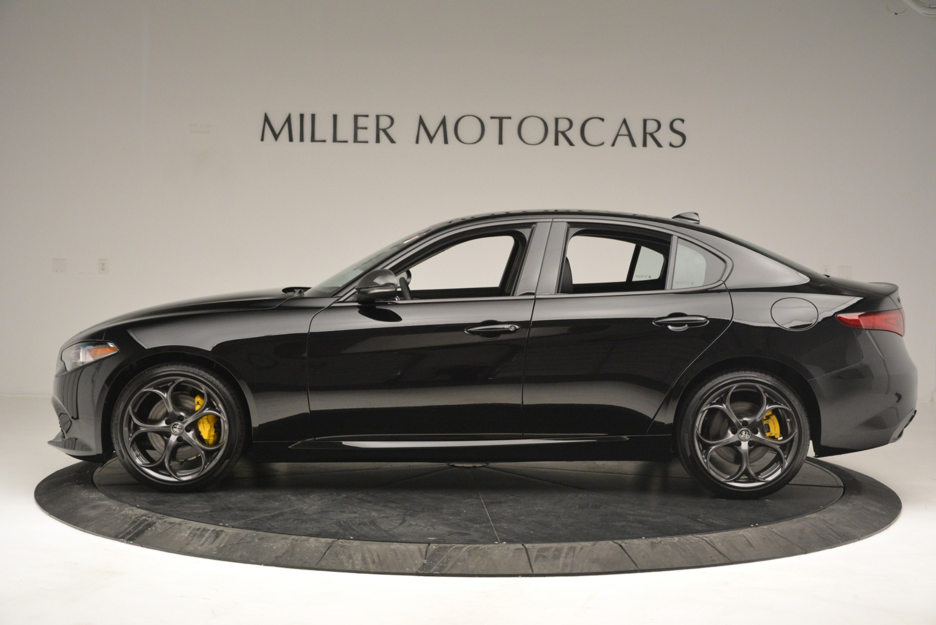 New 2019 Alfa Romeo Giulia Ti Sport Q4 For Sale In Greenwich, CT 2825_p3