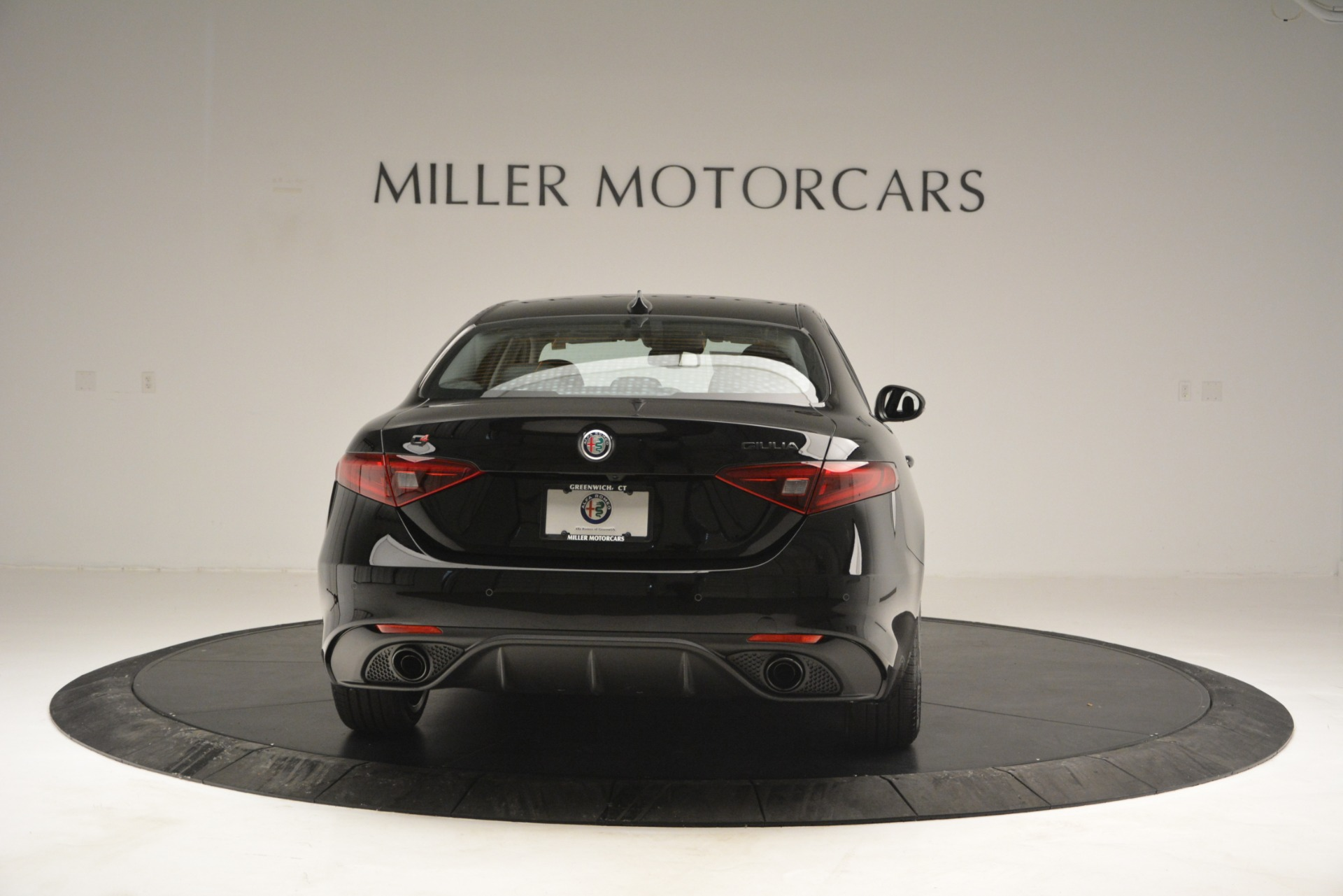 New 2019 Alfa Romeo Giulia Ti Sport Q4 For Sale In Greenwich, CT 2825_p6