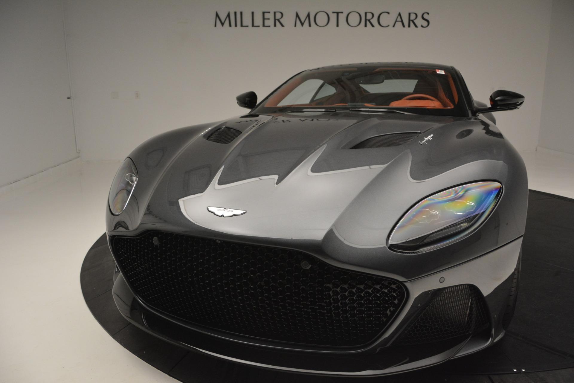 New 2019 Aston Martin DBS Superleggera For Sale In Greenwich, CT 2827_p15