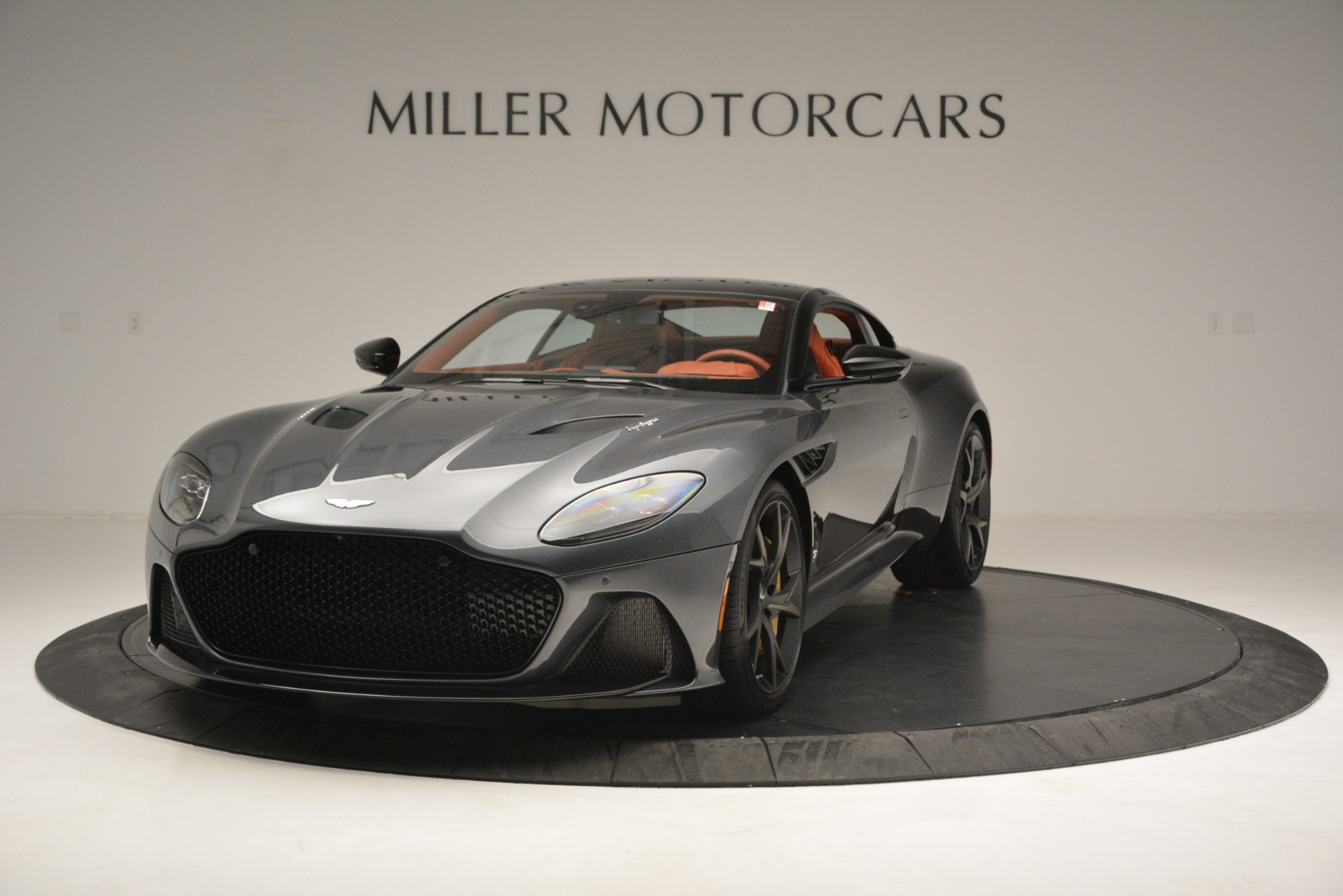 New 2019 Aston Martin DBS Superleggera For Sale In Greenwich, CT 2827_p2