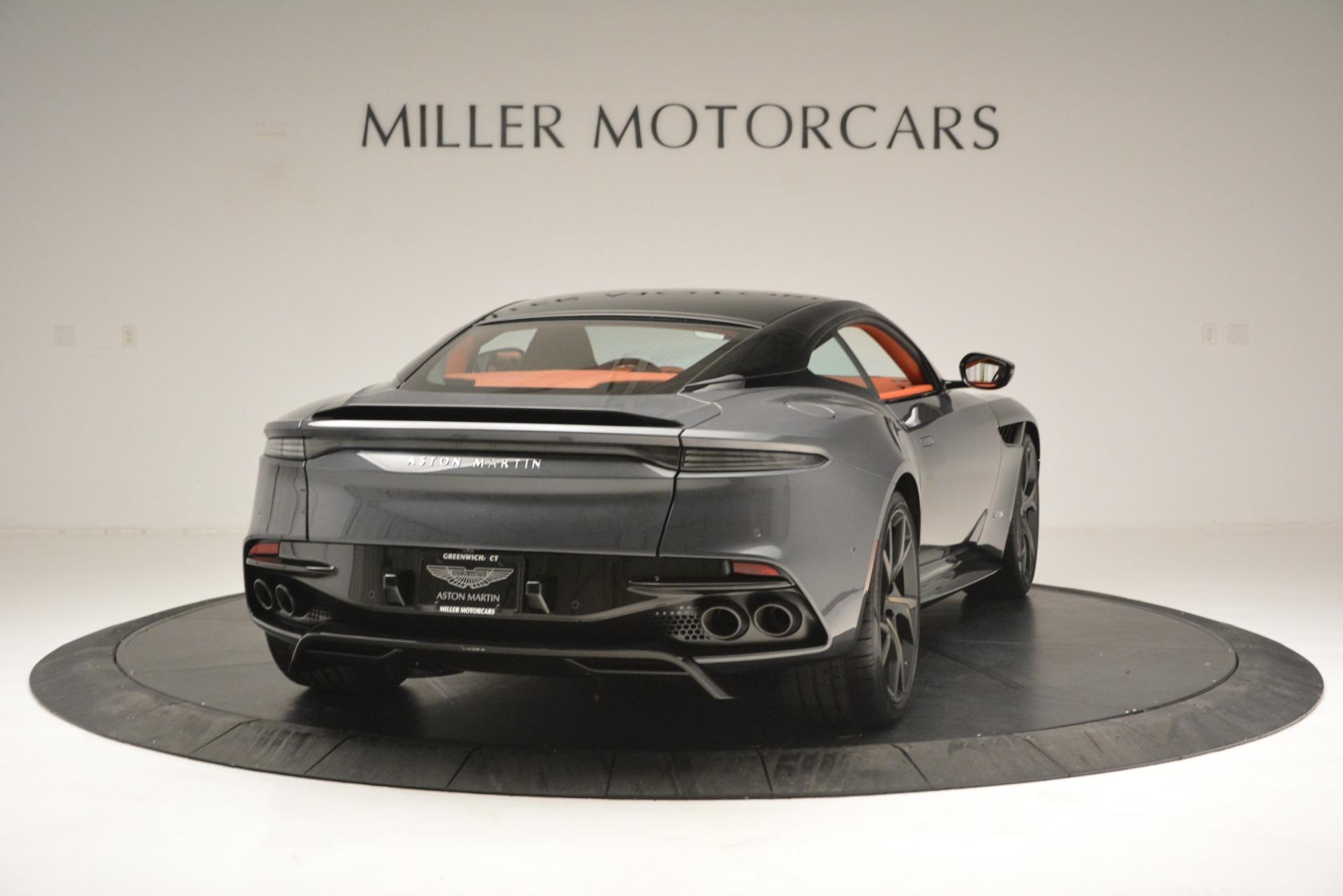 New 2019 Aston Martin DBS Superleggera For Sale In Greenwich, CT 2827_p7