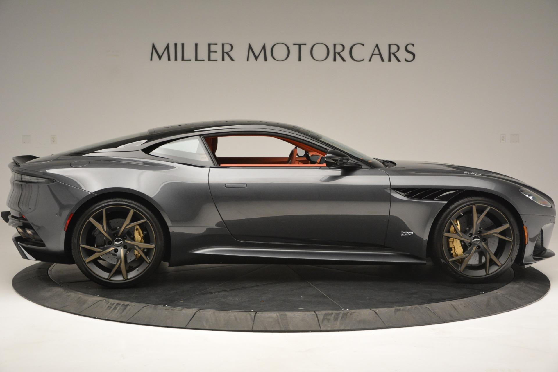 New 2019 Aston Martin DBS Superleggera For Sale In Greenwich, CT 2827_p9