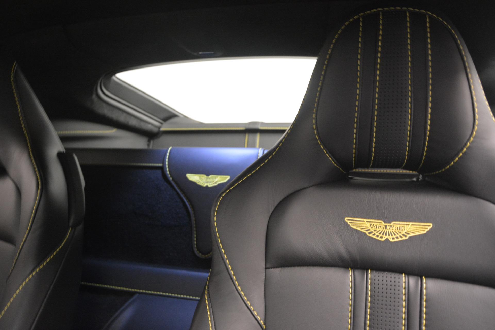 New 2019 Aston Martin Vantage  For Sale In Greenwich, CT 2831_p17