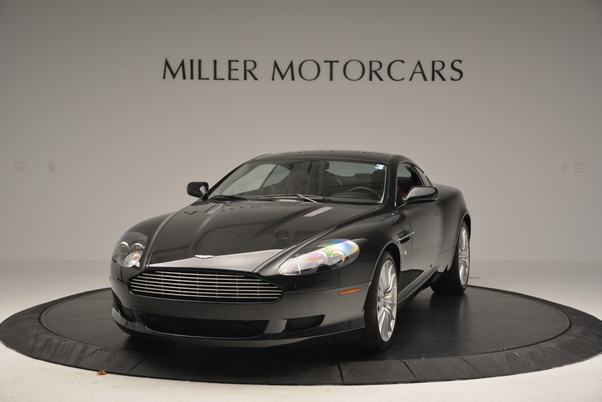 Used 2006 Aston Martin DB9 Coupe For Sale In Greenwich, CT 2832_p2