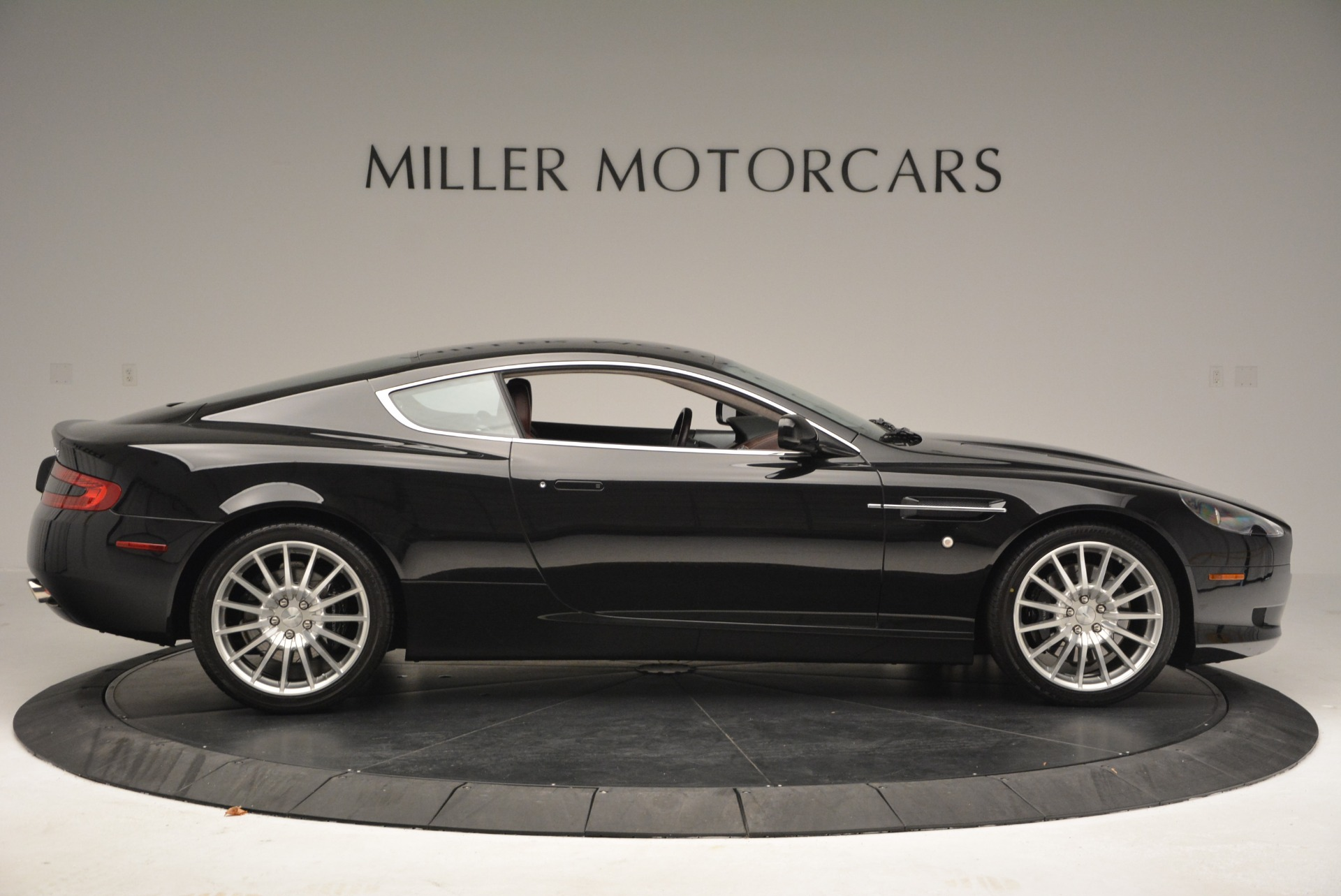 Used 2006 Aston Martin DB9 Coupe For Sale In Greenwich, CT 2832_p9