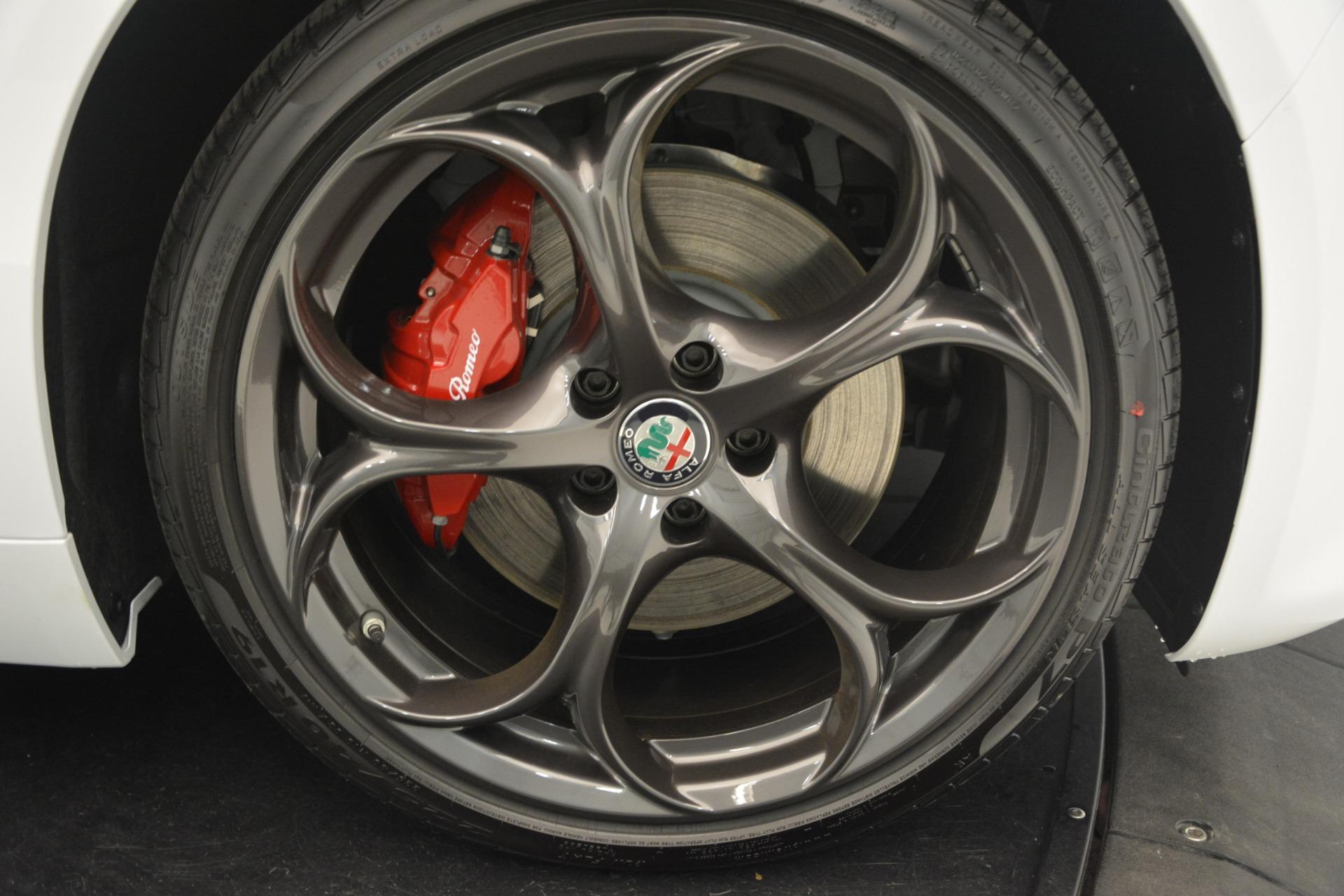 New 2019 Alfa Romeo Giulia Ti Sport Q4 For Sale In Greenwich, CT 2834_p25