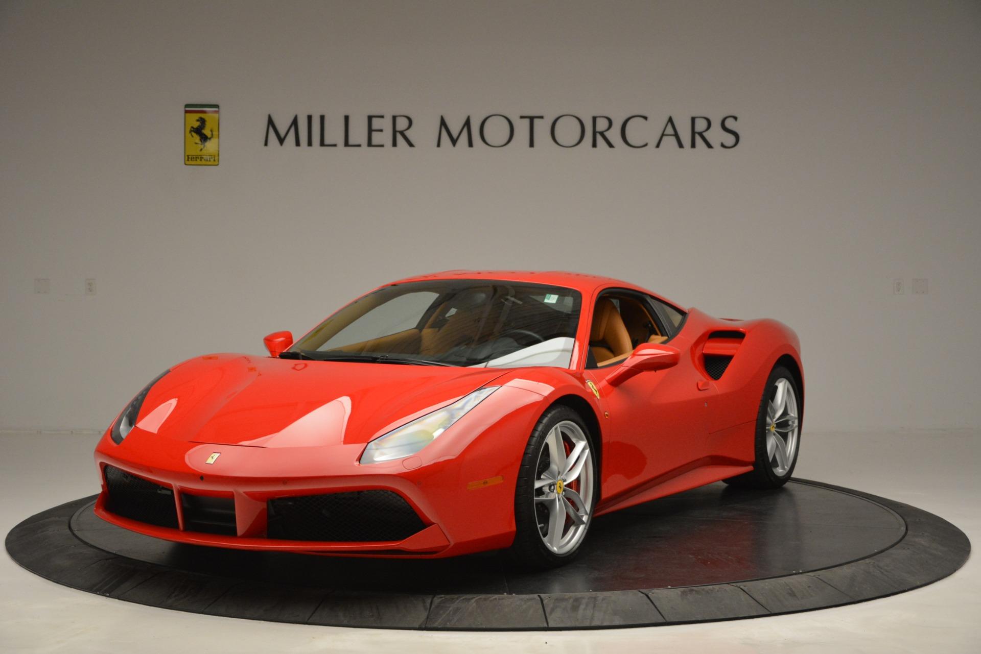 Used 2016 Ferrari 488 GTB  For Sale In Greenwich, CT 2835_main