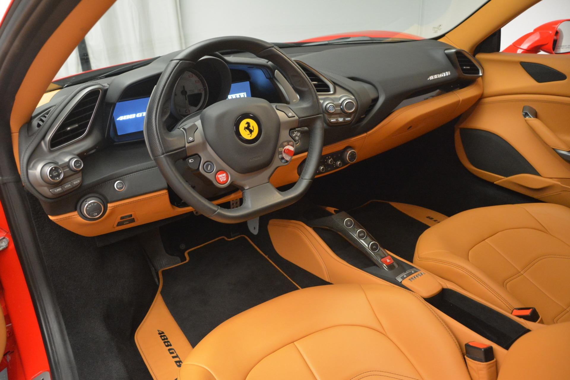 Used 2016 Ferrari 488 GTB  For Sale In Greenwich, CT 2835_p13