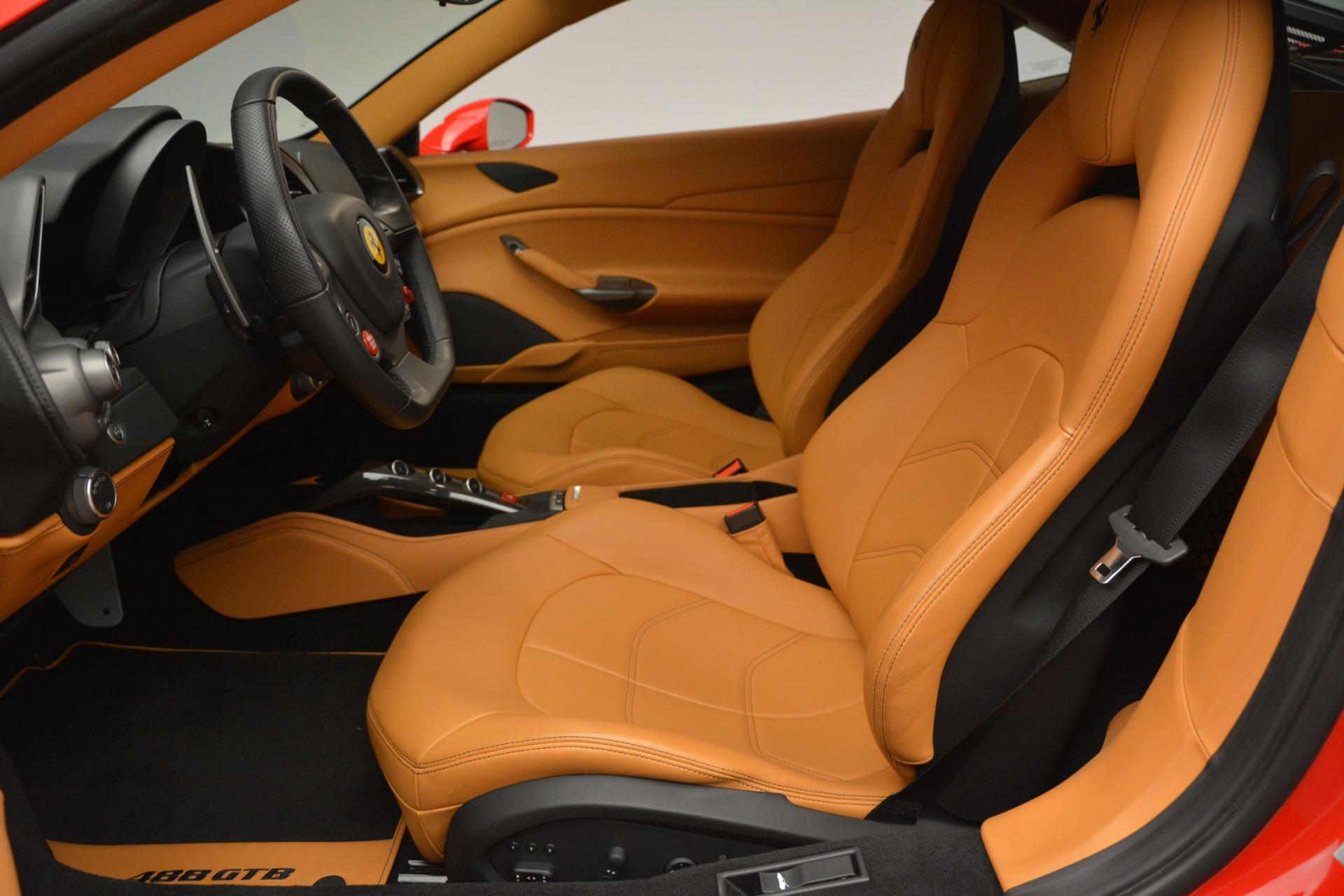 Used 2016 Ferrari 488 GTB  For Sale In Greenwich, CT 2835_p14