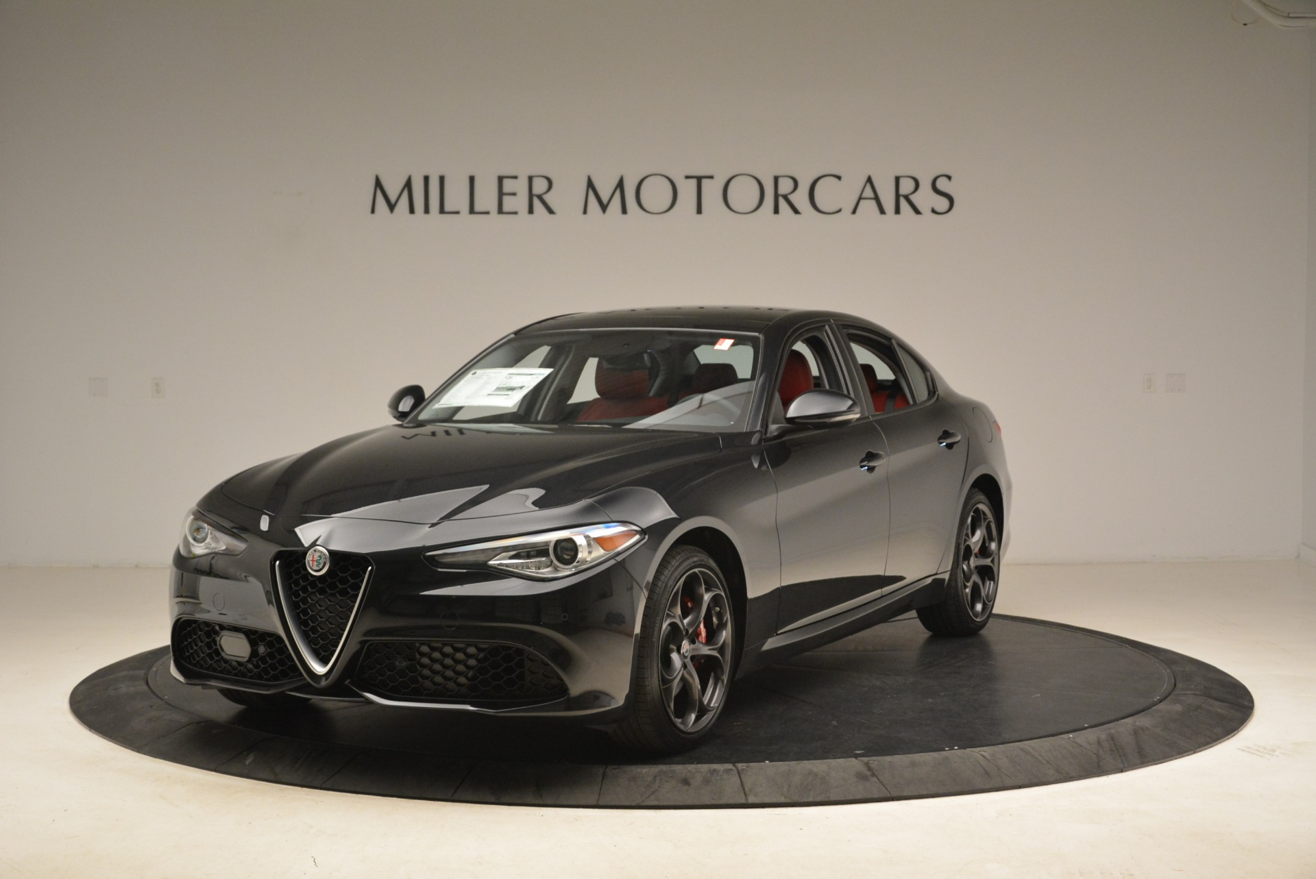 New 2019 Alfa Romeo Giulia Ti Sport Q4 For Sale In Greenwich, CT 2836_main