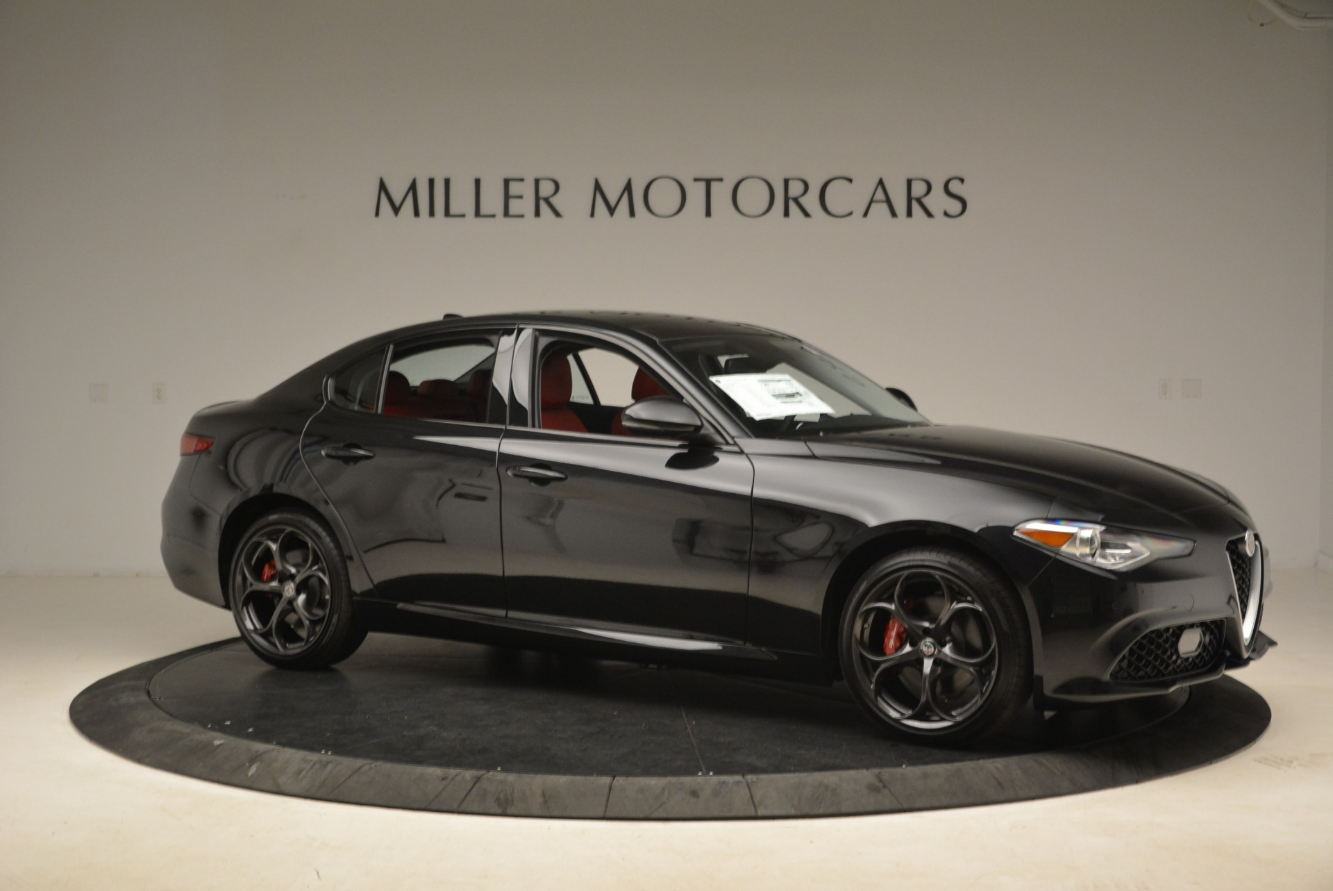 New 2019 Alfa Romeo Giulia Ti Sport Q4 For Sale In Greenwich, CT 2836_p10