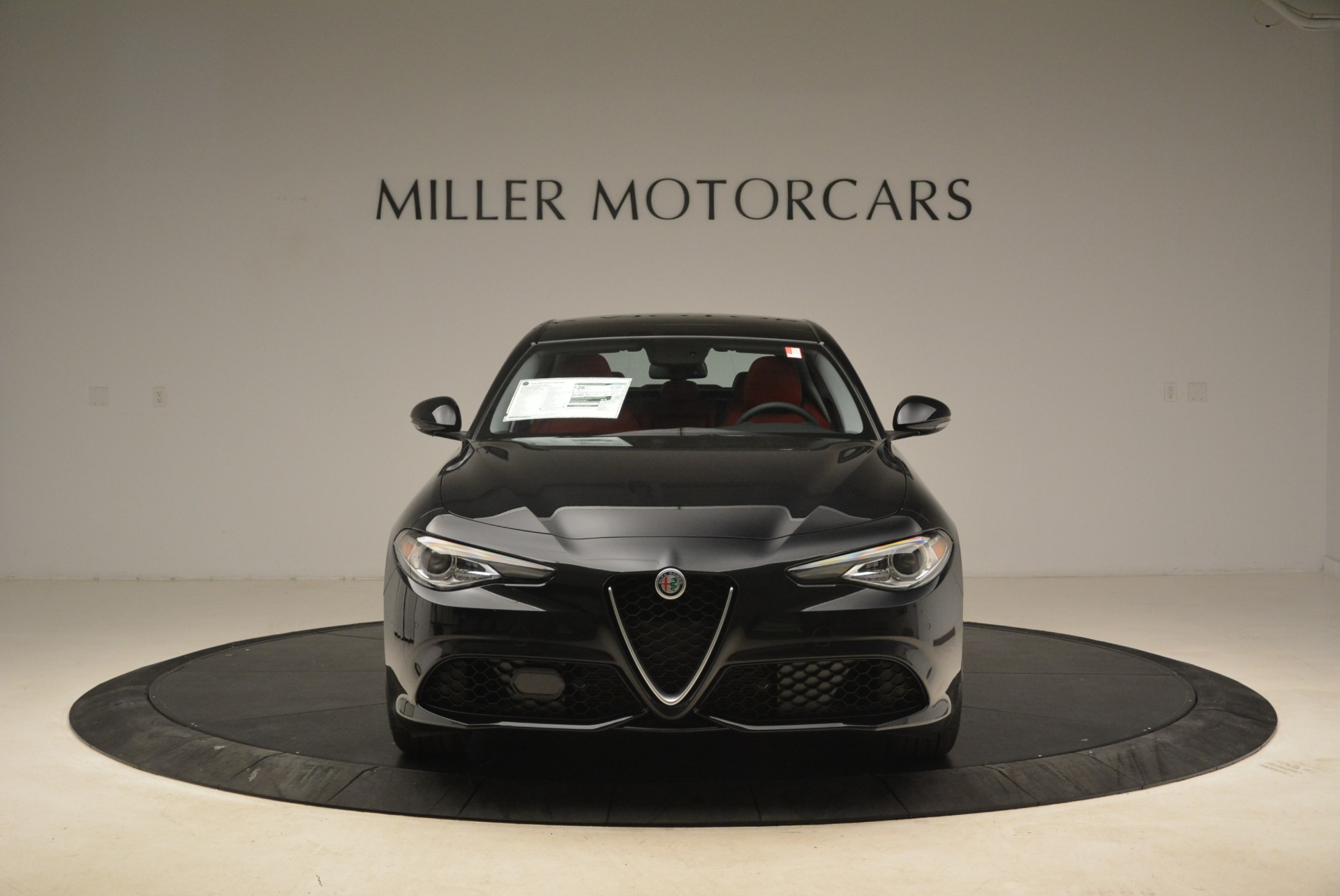 New 2019 Alfa Romeo Giulia Ti Sport Q4 For Sale In Greenwich, CT 2836_p12