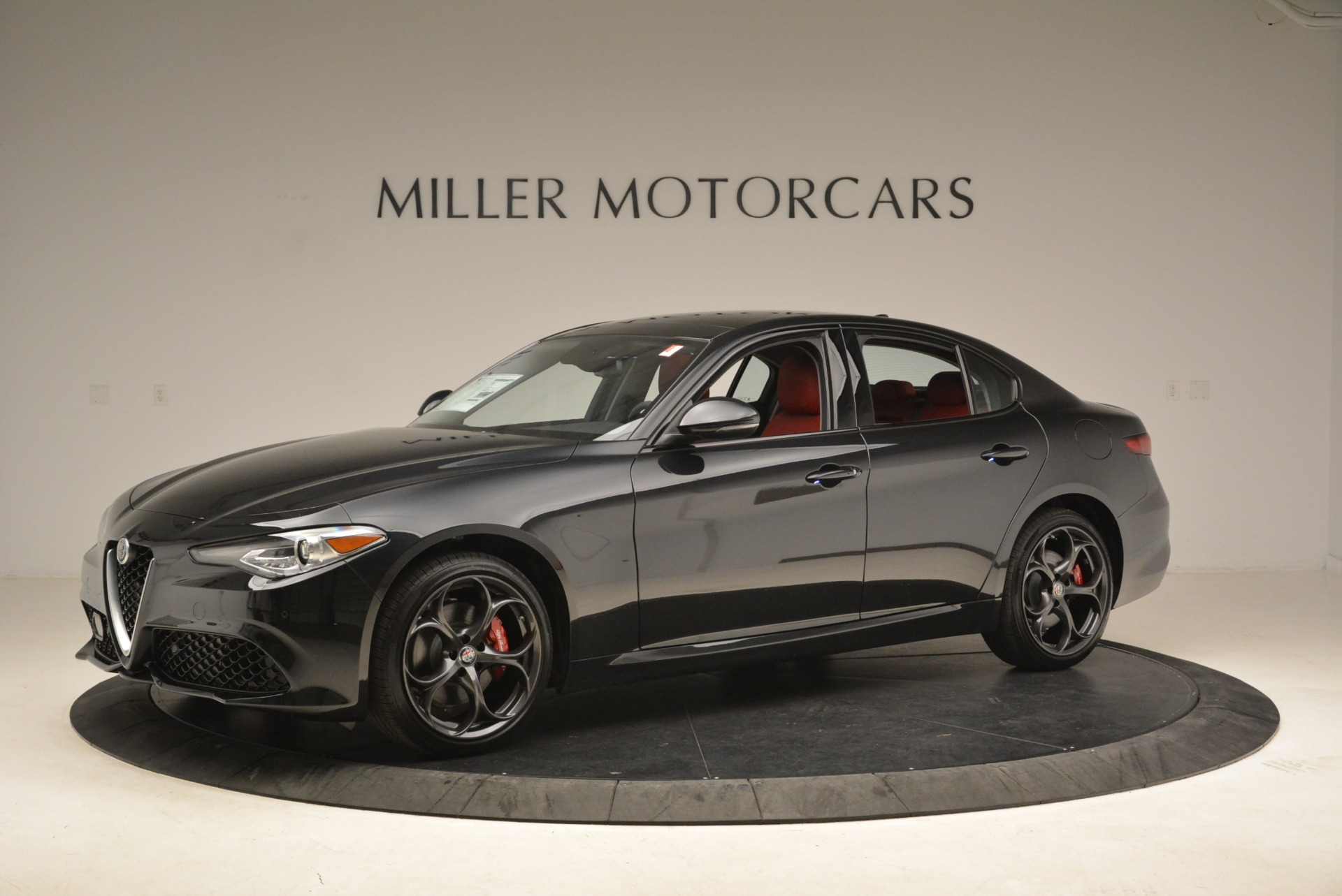 New 2019 Alfa Romeo Giulia Ti Sport Q4 For Sale In Greenwich, CT 2836_p2