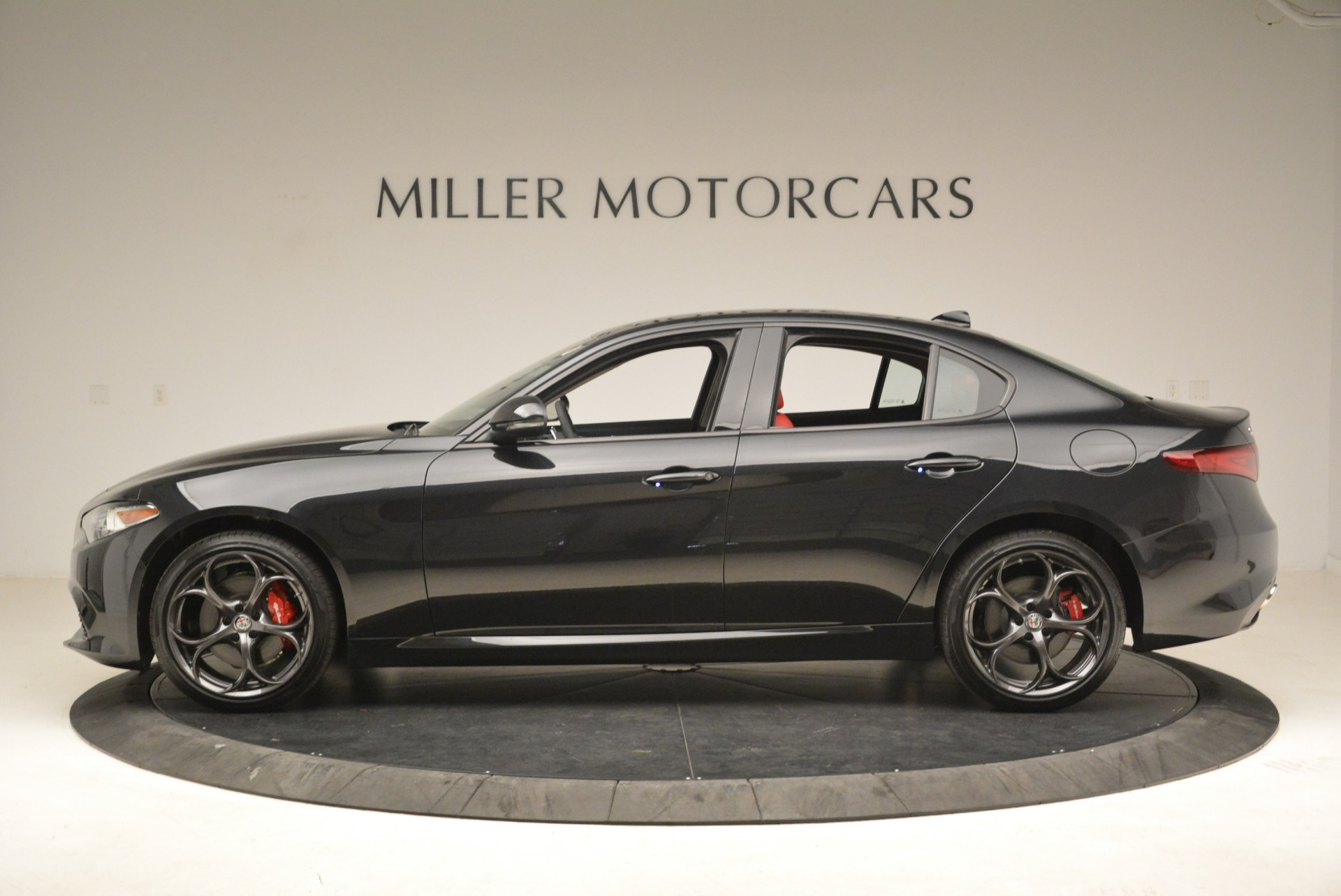 New 2019 Alfa Romeo Giulia Ti Sport Q4 For Sale In Greenwich, CT 2836_p3