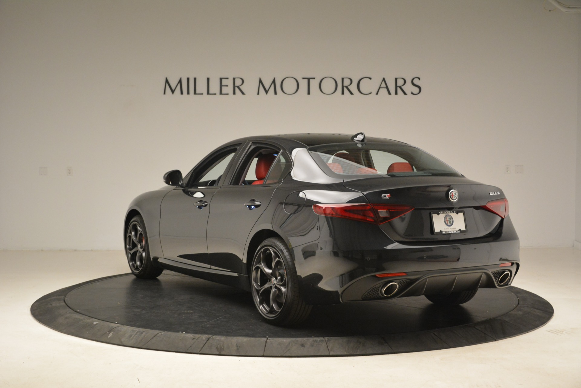New 2019 Alfa Romeo Giulia Ti Sport Q4 For Sale In Greenwich, CT 2836_p5