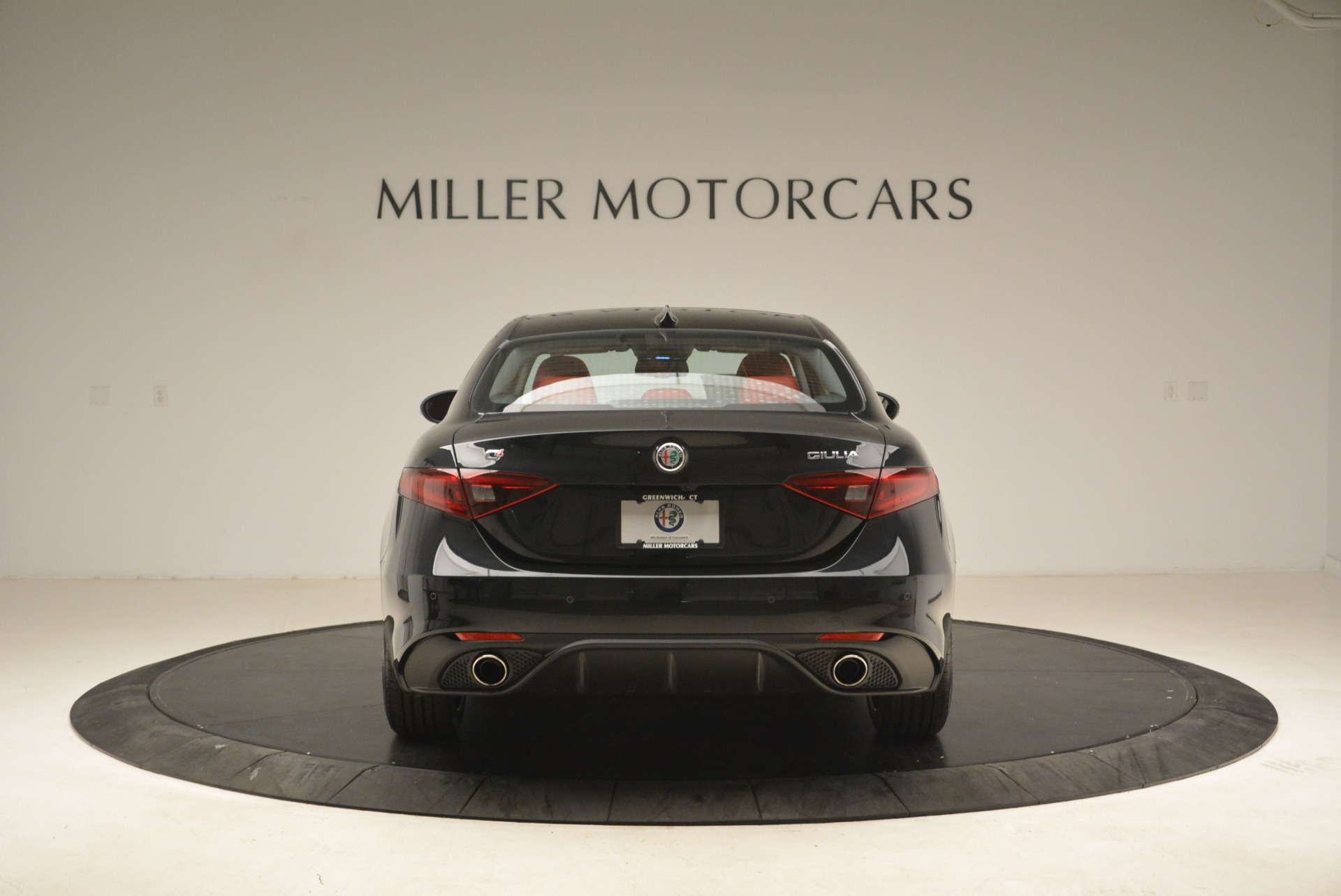 New 2019 Alfa Romeo Giulia Ti Sport Q4 For Sale In Greenwich, CT 2836_p6