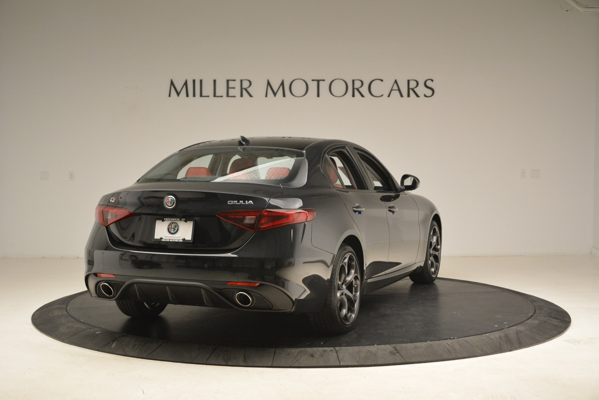 New 2019 Alfa Romeo Giulia Ti Sport Q4 For Sale In Greenwich, CT 2836_p7