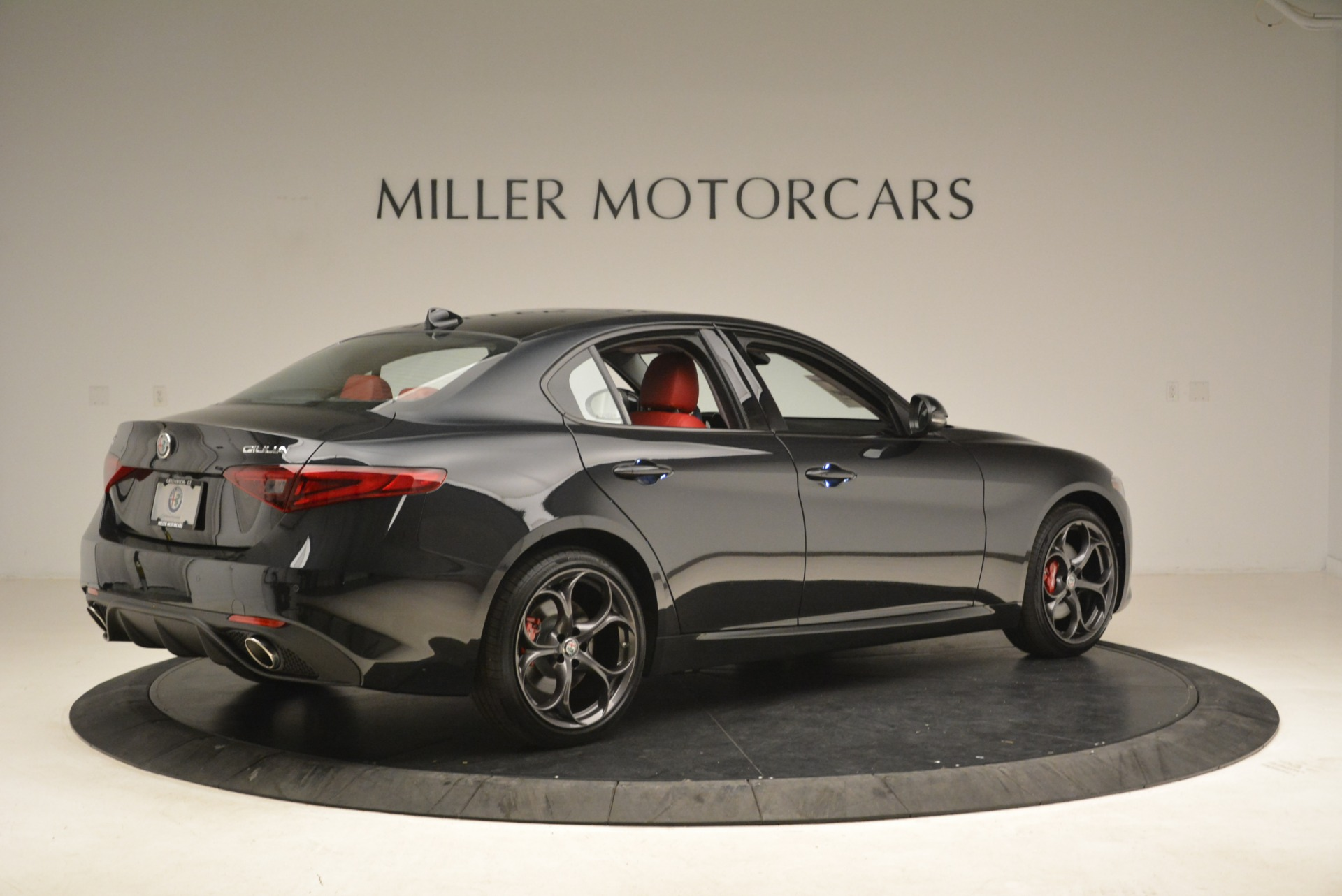 New 2019 Alfa Romeo Giulia Ti Sport Q4 For Sale In Greenwich, CT 2836_p8
