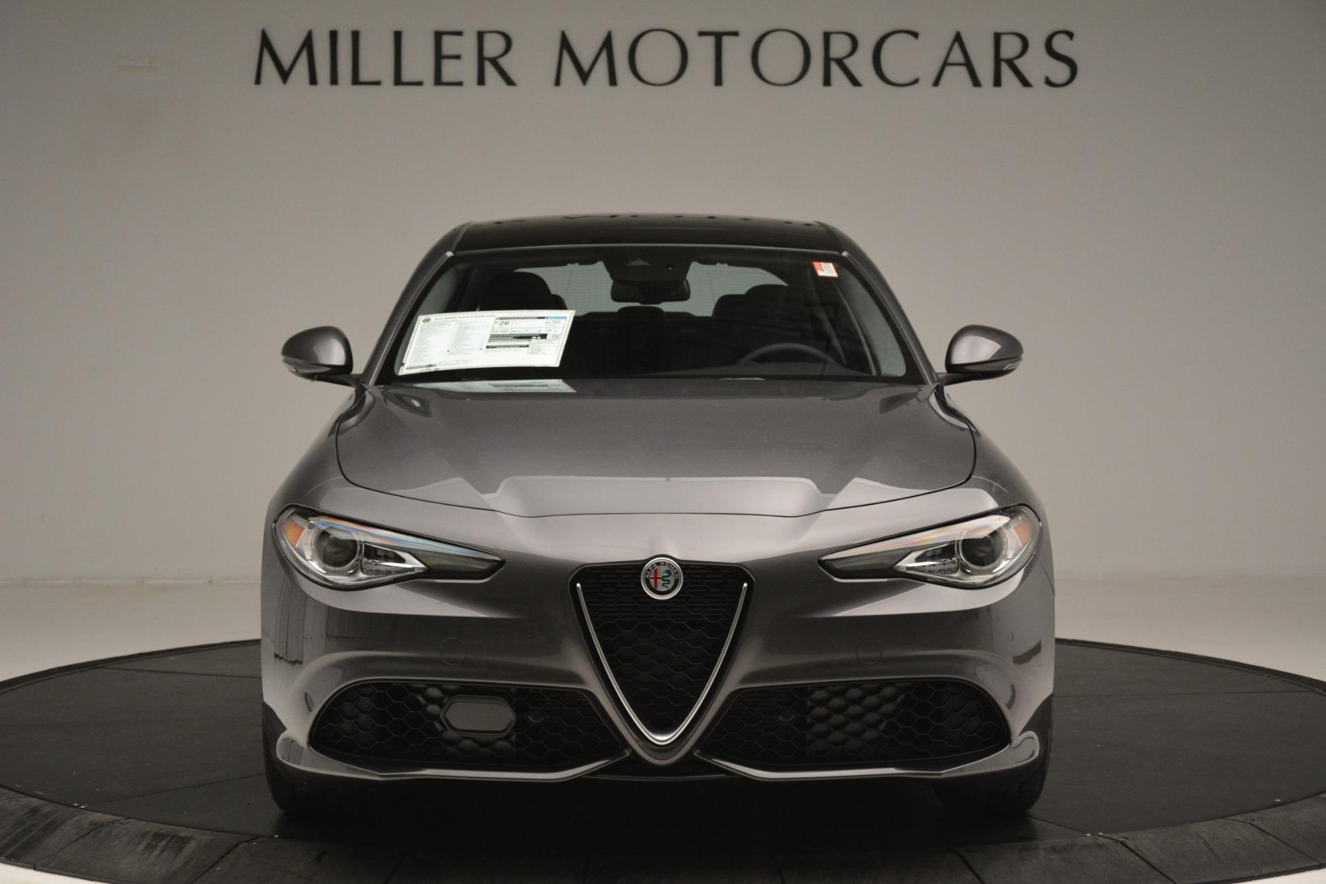 New 2019 Alfa Romeo Giulia Ti Sport Q4 For Sale In Greenwich, CT 2837_p12