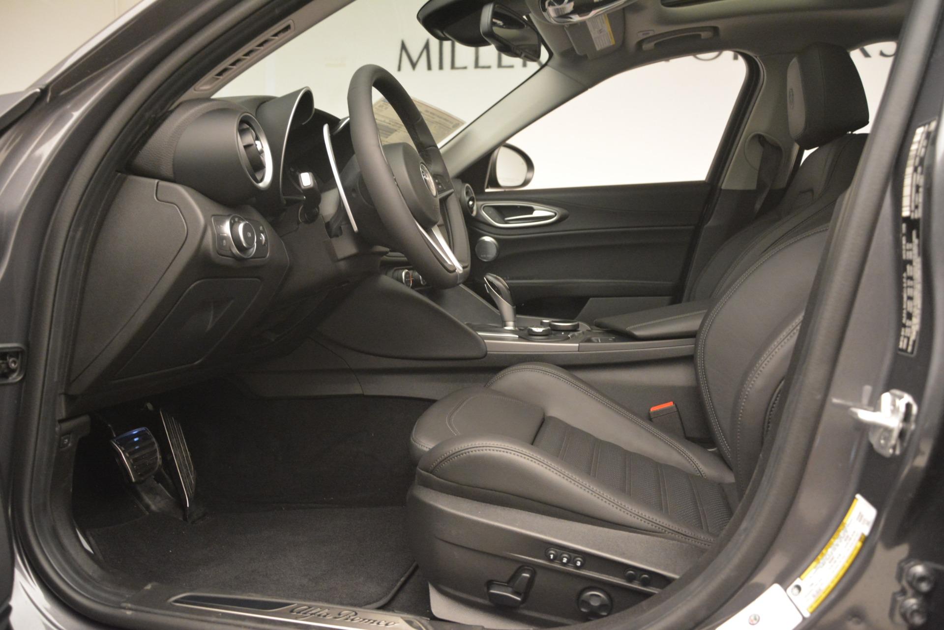 New 2019 Alfa Romeo Giulia Ti Sport Q4 For Sale In Greenwich, CT 2837_p14