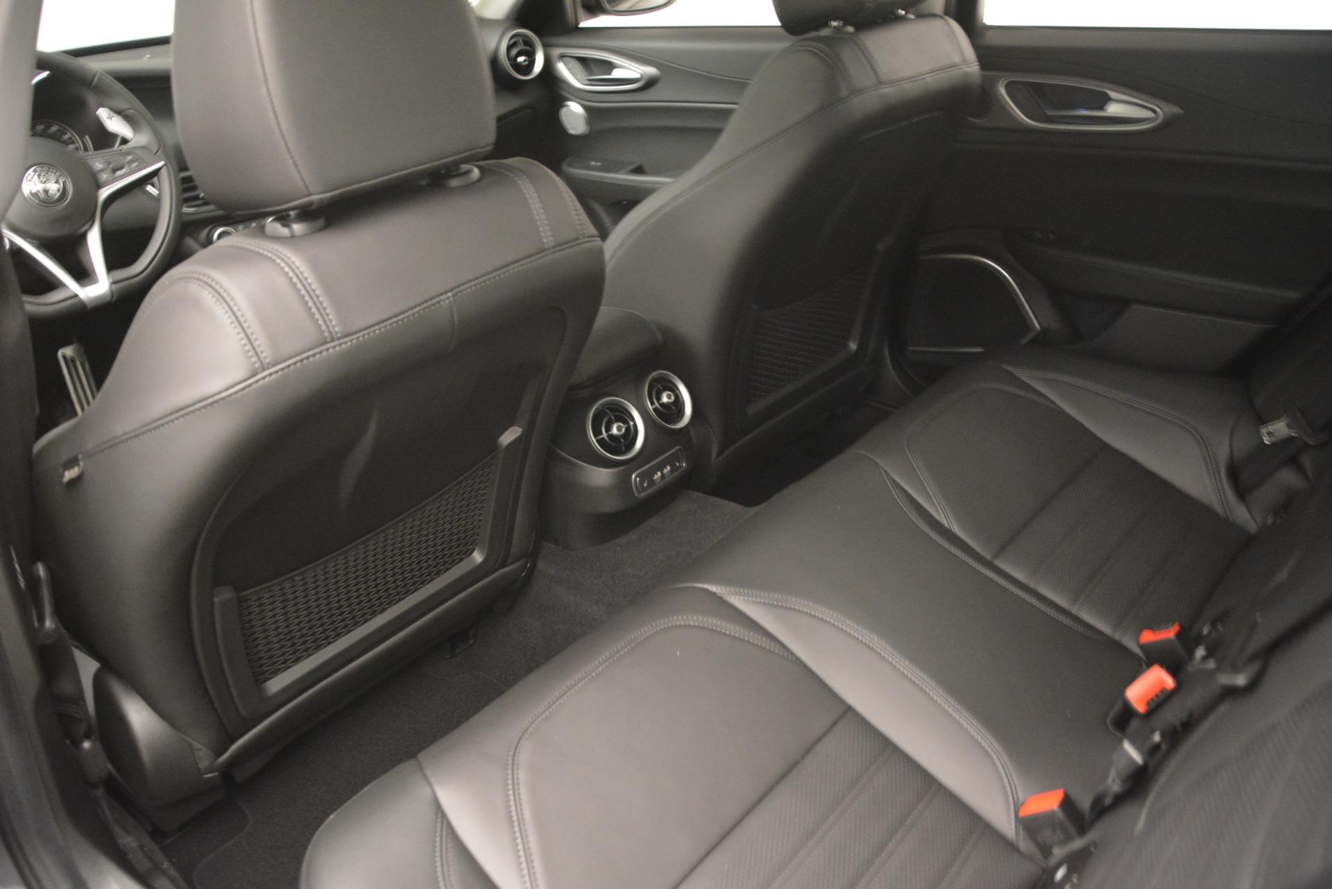 New 2019 Alfa Romeo Giulia Ti Sport Q4 For Sale In Greenwich, CT 2837_p18